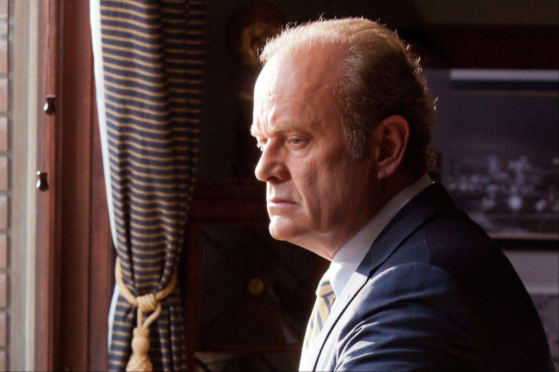 "The Starz series ""Boss,"" starring Kelsey Grammer who plays Mayor Tom Kane, will not be returning for a third season."