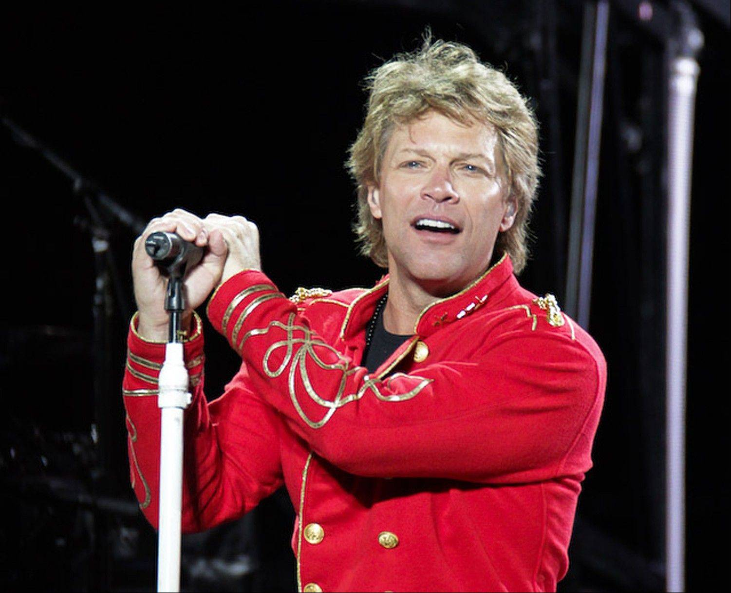 "Song cuts from Bon Jovi's recent concert dates in New York and London and a live question-and-answer session are featured in the movie theater screenings of ""Bon Jovi Inside Out."""