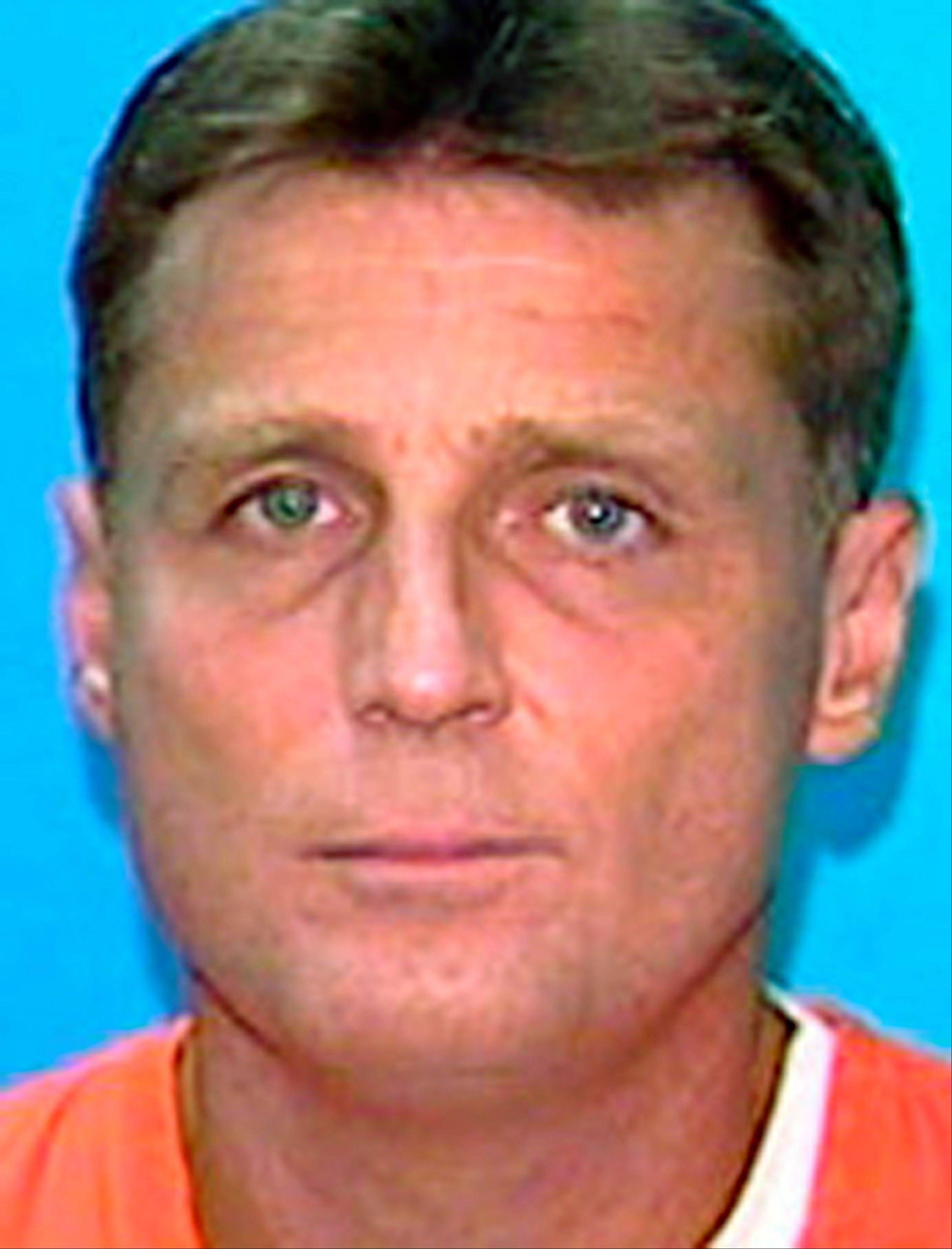 Convicted murderer Glen Rogers. A documentary set to air Wednesday, Nov. 21, 2012, says Rogers, who is on Florida's death row, could know something about the murder of OJ Simpson's wife Nicole and her friend Ron Goldman.