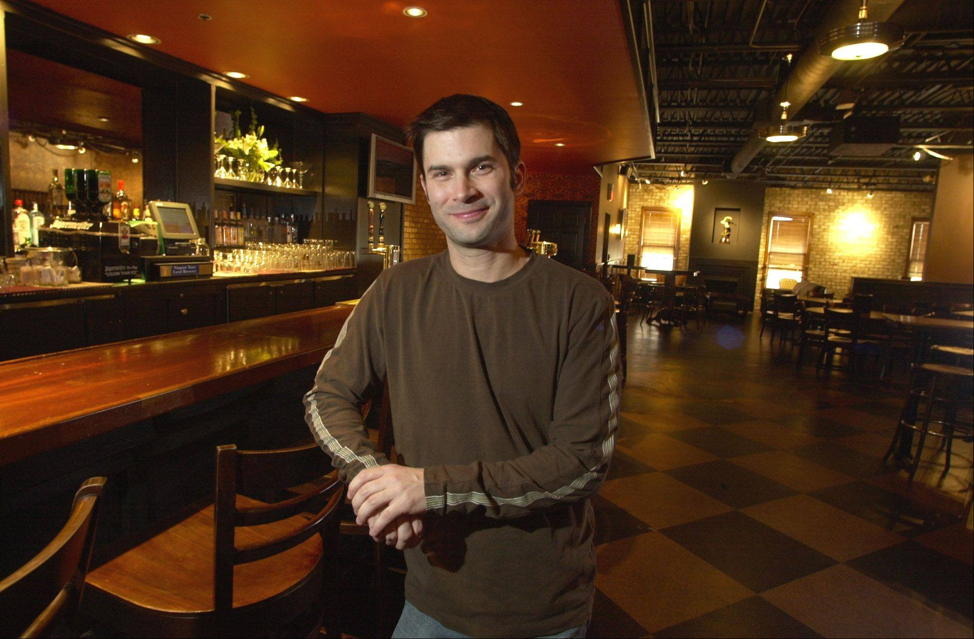 This serene moment for Mickey Finn's owner Brian Grano won't last long. Thanksgiving Eve is one of the busiest bar nights of the year for the Libertyville brew pub, which releases its popular Santa's Magic beer on the Friday after the holiday.