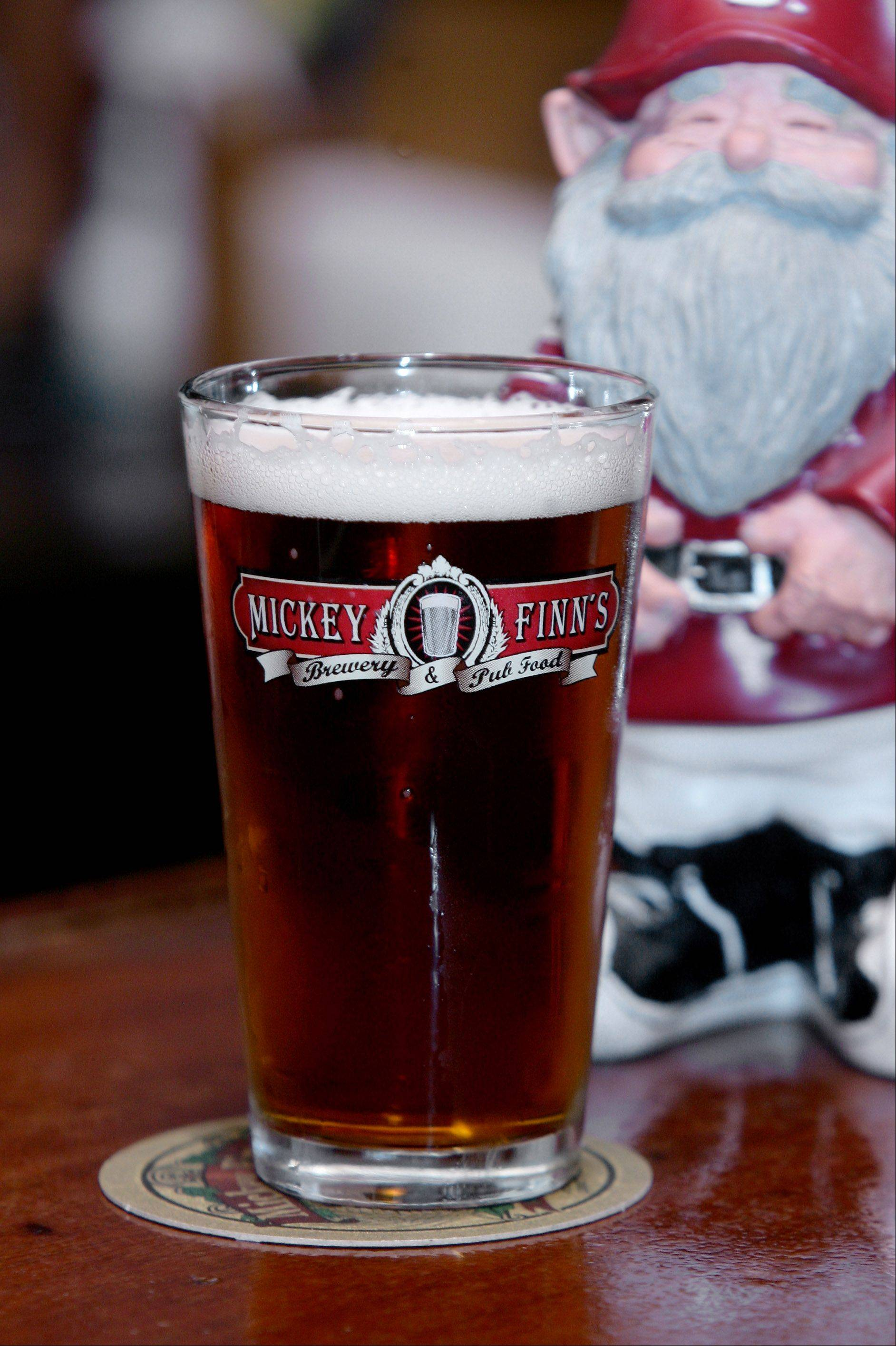 Known for a wide variety of small brews, Mickey Finn's in Libertyville releases Santa's Magic, its most popular creation, on the day after Thanksgiving.