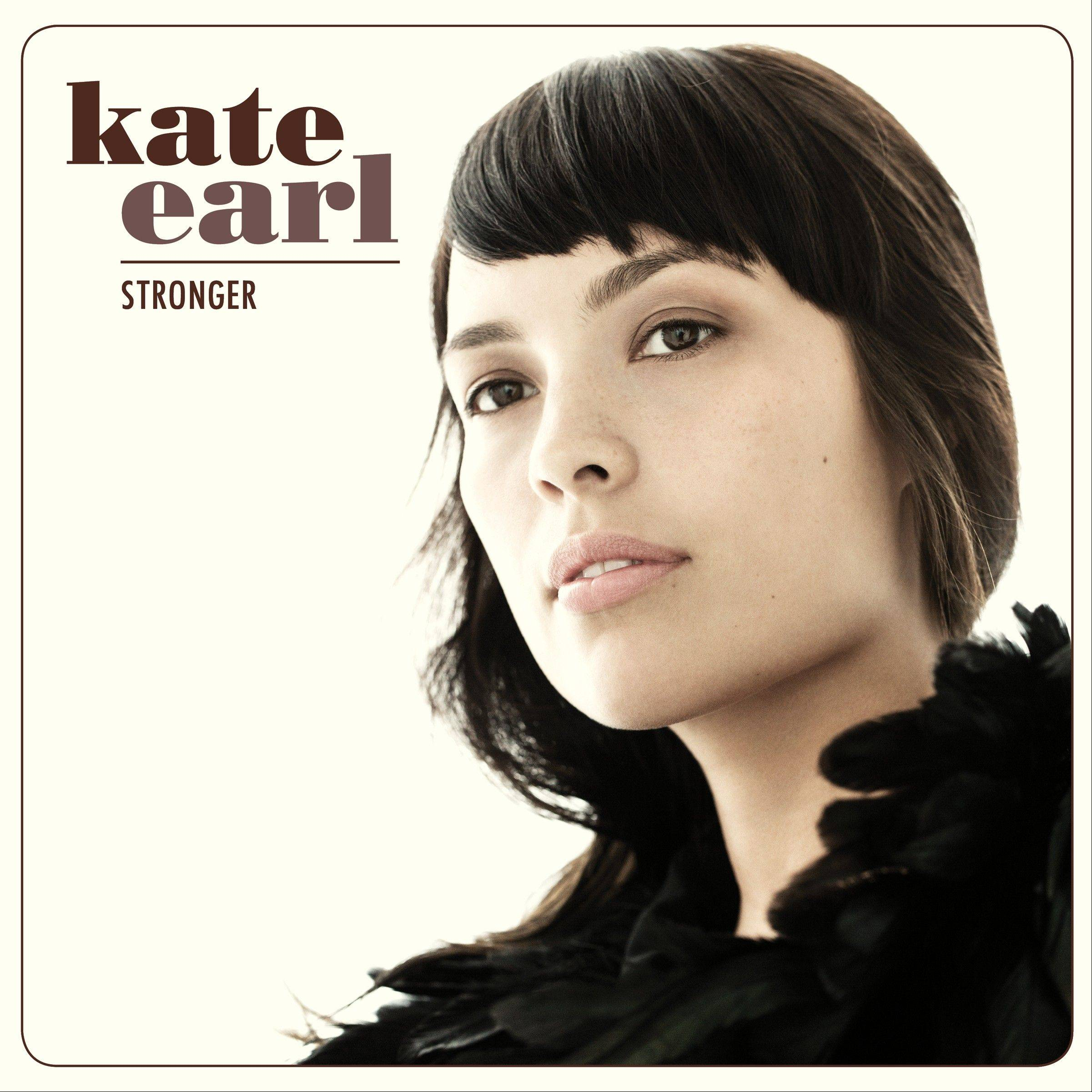 "Kate Earl, ""Stronger"""