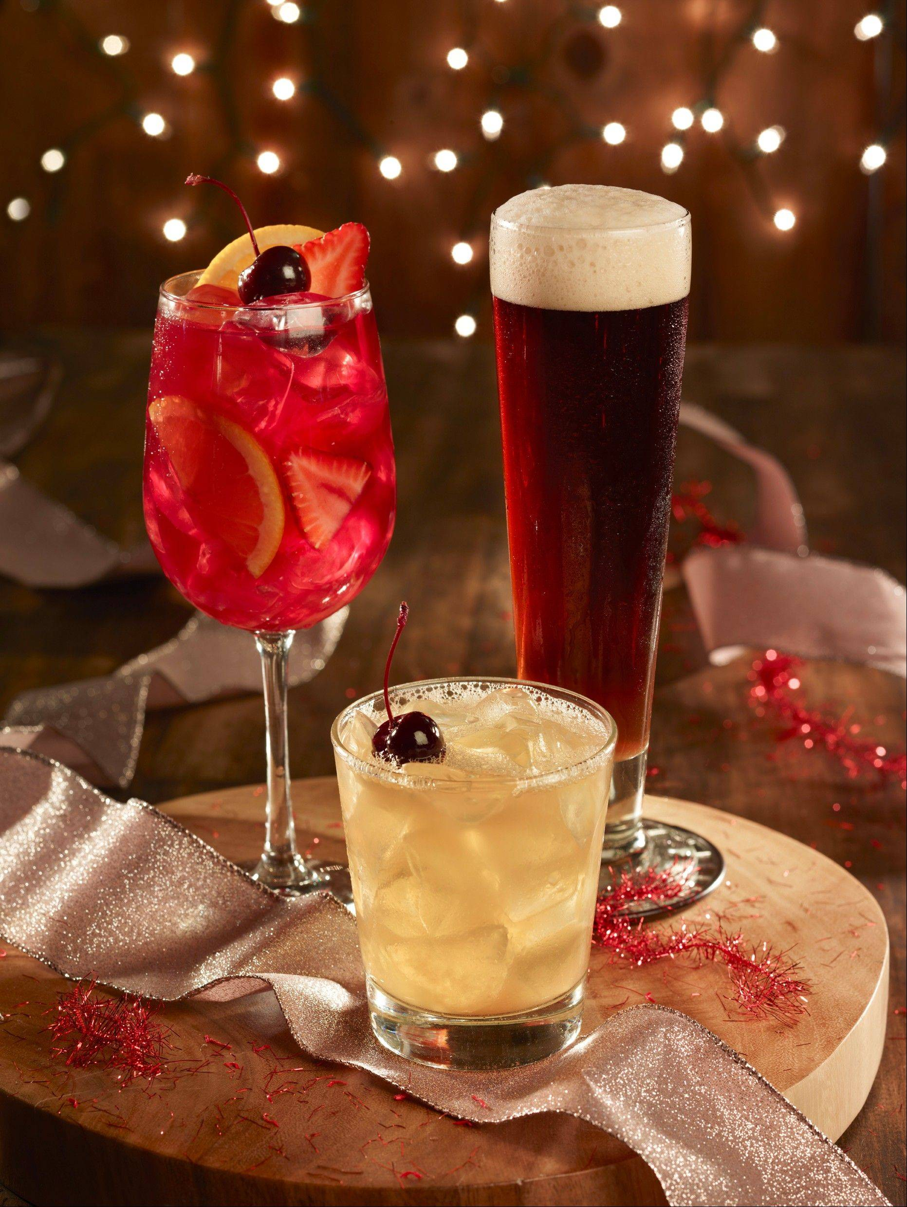 There's a trio of good tidings waiting at P.F. Changs.