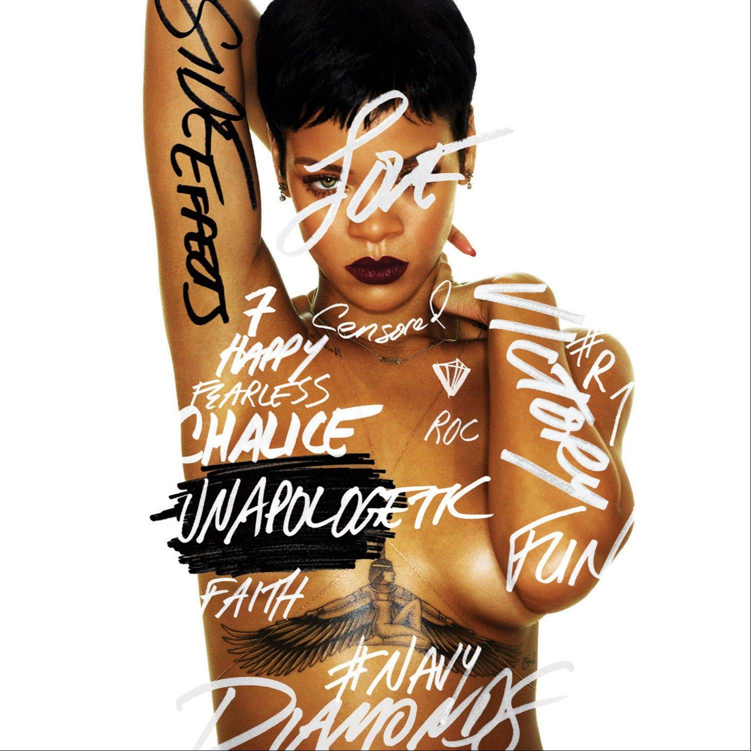 "Rihanna, ""Unapologetic"""