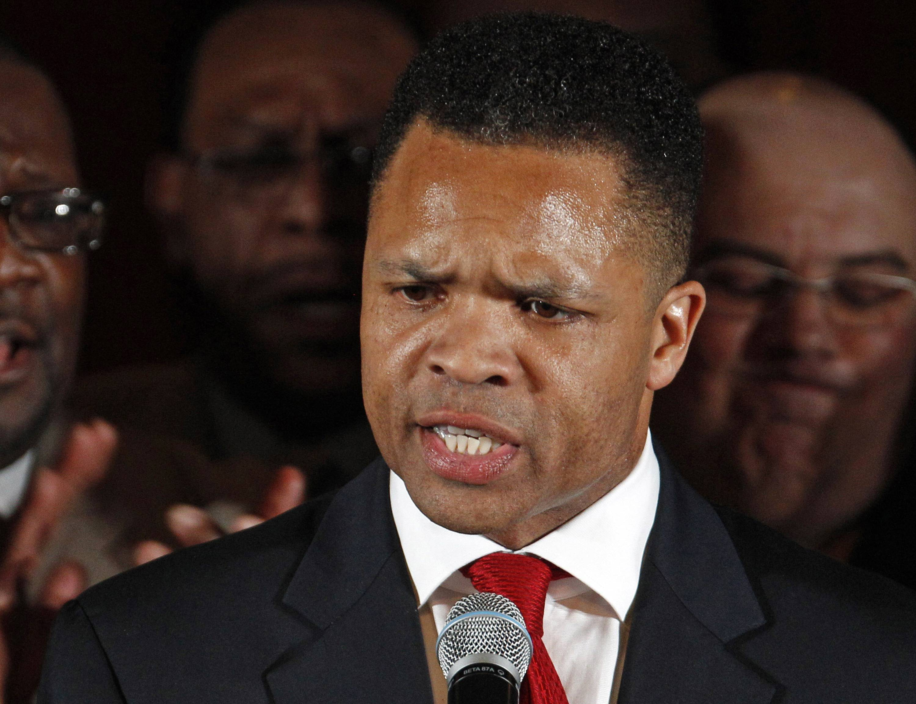 A spokesman for House Speaker John Boehner says he has received letter of resignation from Rep. Jesse Jackson Jr. Wednesday.
