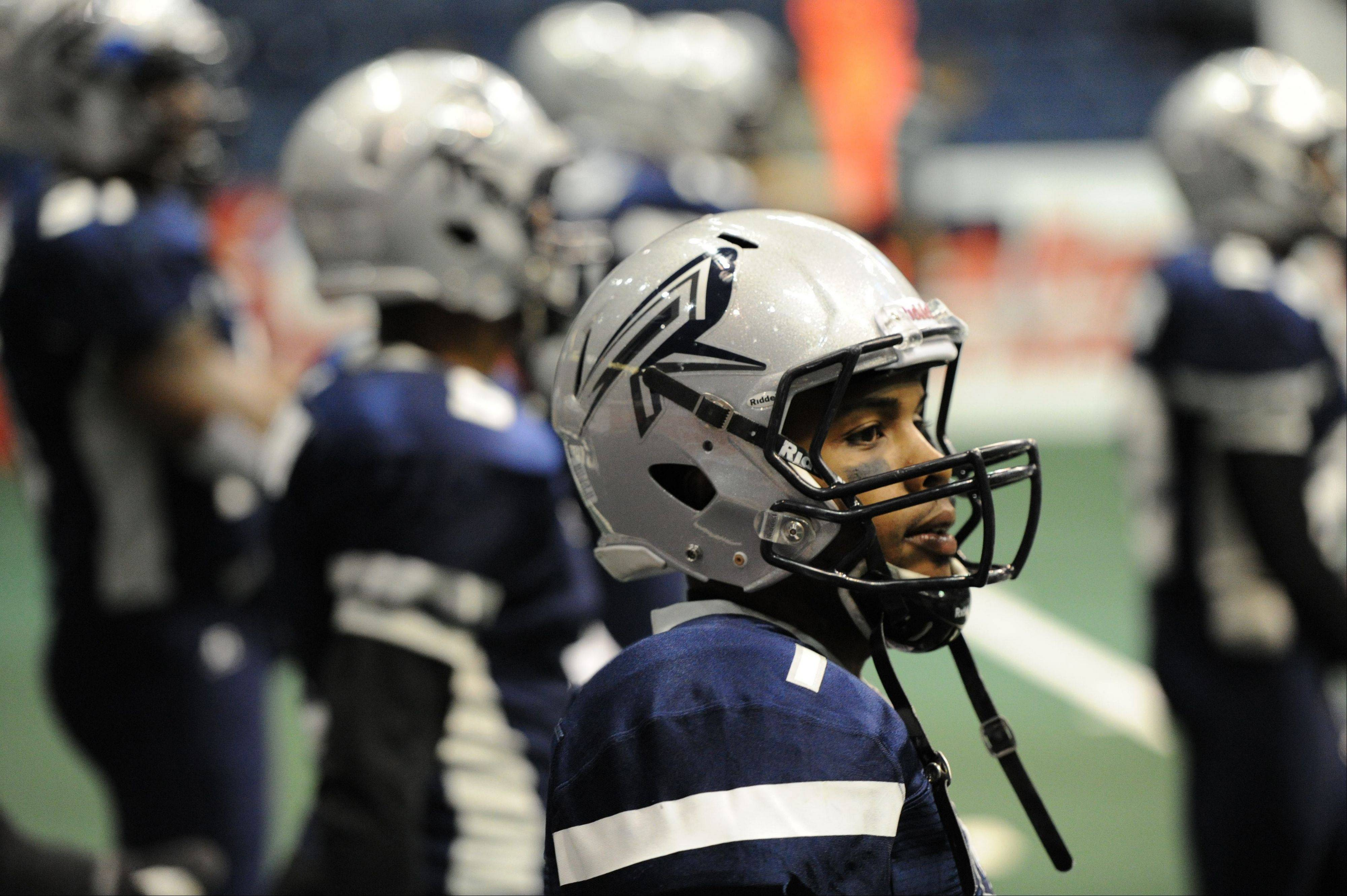 Wide receiver Reggie Gray and his Chicago Rush teammates will be playing for a new ownership group next season.
