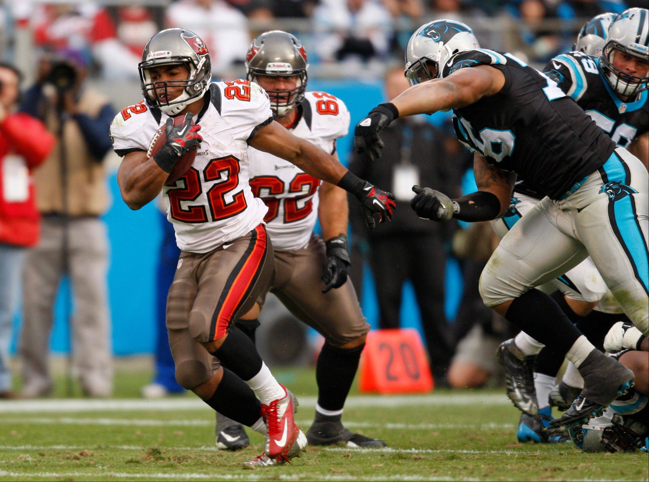For fantasy football owners, rookie running back Doug Martin of Tampa Bay has been a huge surprise this season.