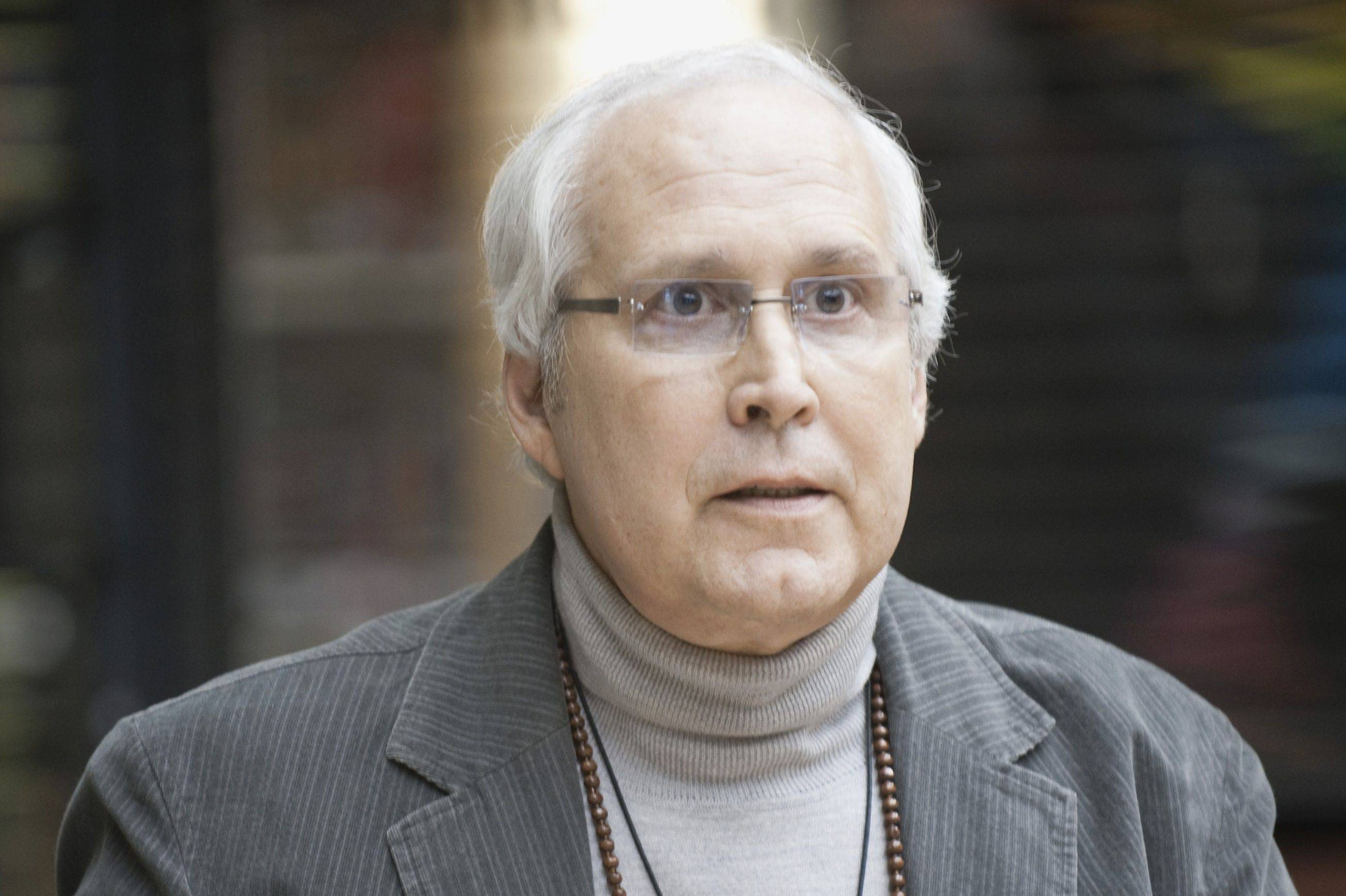 Chevy Chase will not be returning to his role as Pierce Hawthorne on NBC's sitcom Community.""