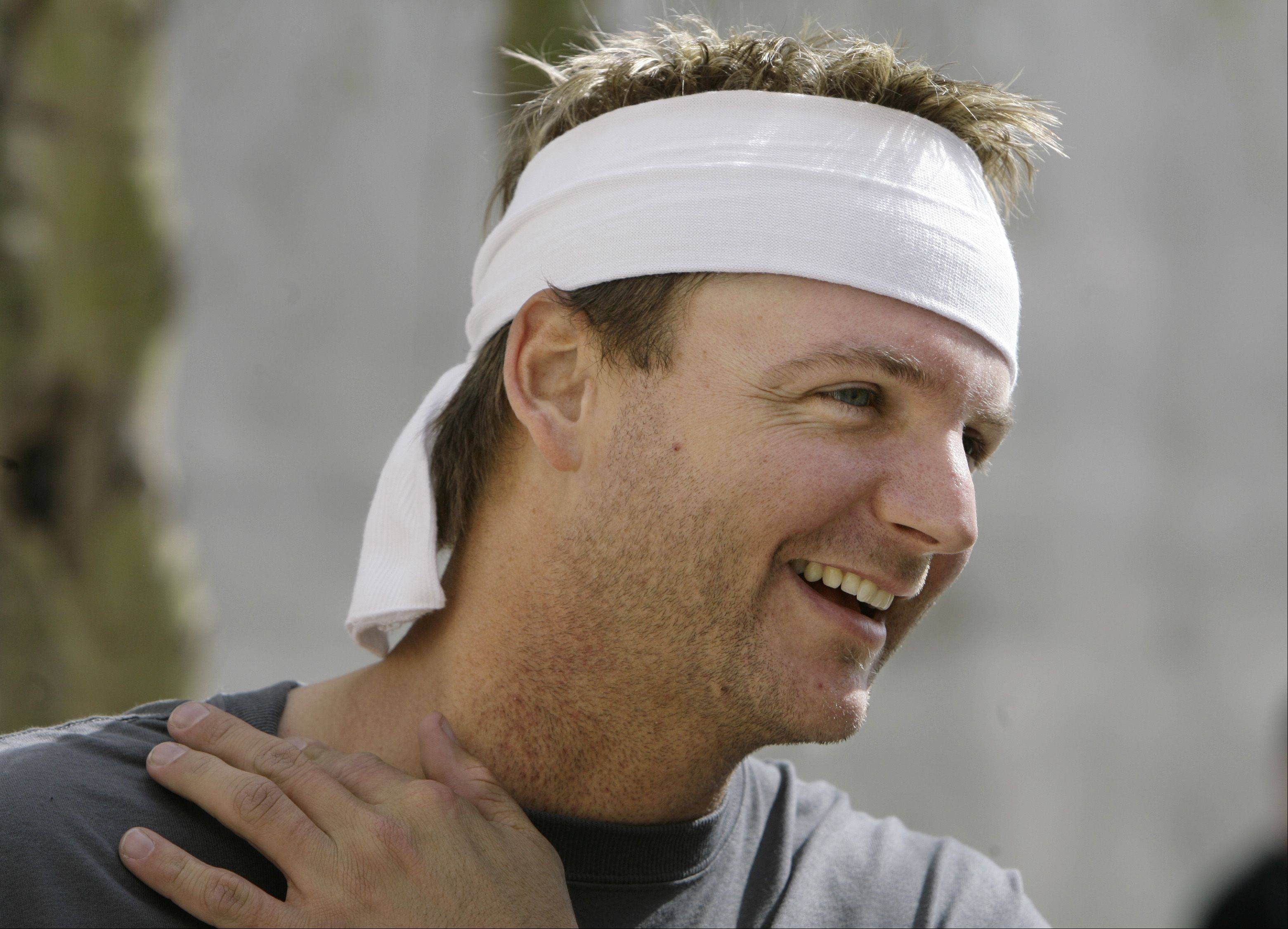 The mischief of White Sox catcher A.J. Pierzynski is one of Mike Imrem's reasons to give thanks.