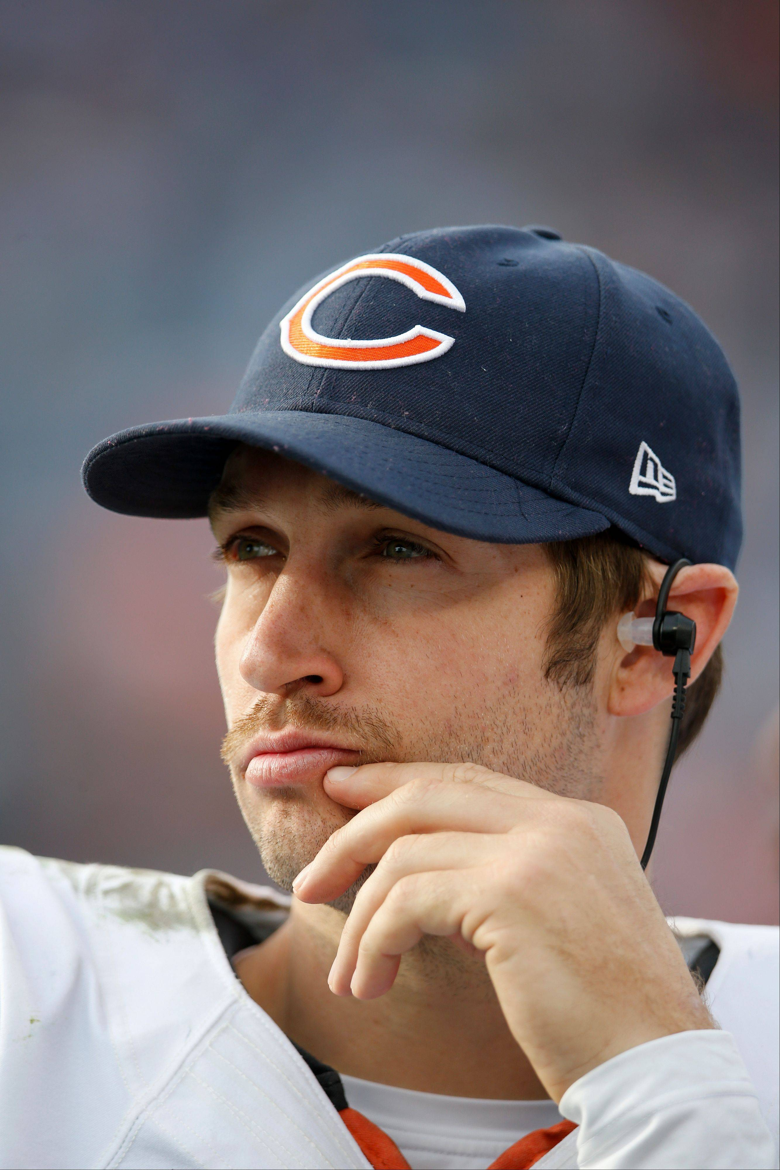 Bears quarterback Jay Cutler must be evaluated by an independent neurologist before he can play for the Bears. Head coach Lovie Smith said Cutler was feeling good after a limited practice on Friday.