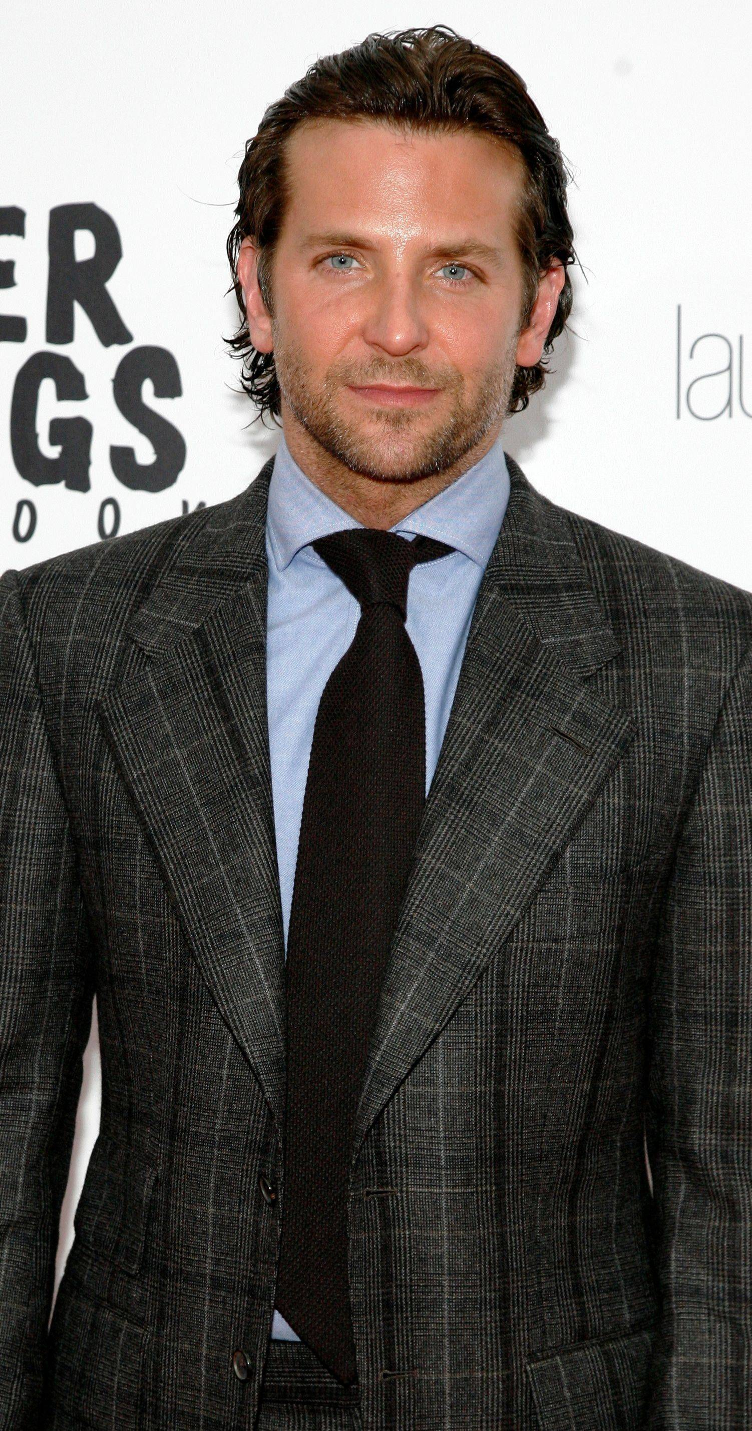 "Bradley Cooper attends the premiere of ""Silver Linings Playbook,"" to benefit the Tribeca Film Institute's Tribeca Teaches Educational Programs at the Ziegfeld Theatre."