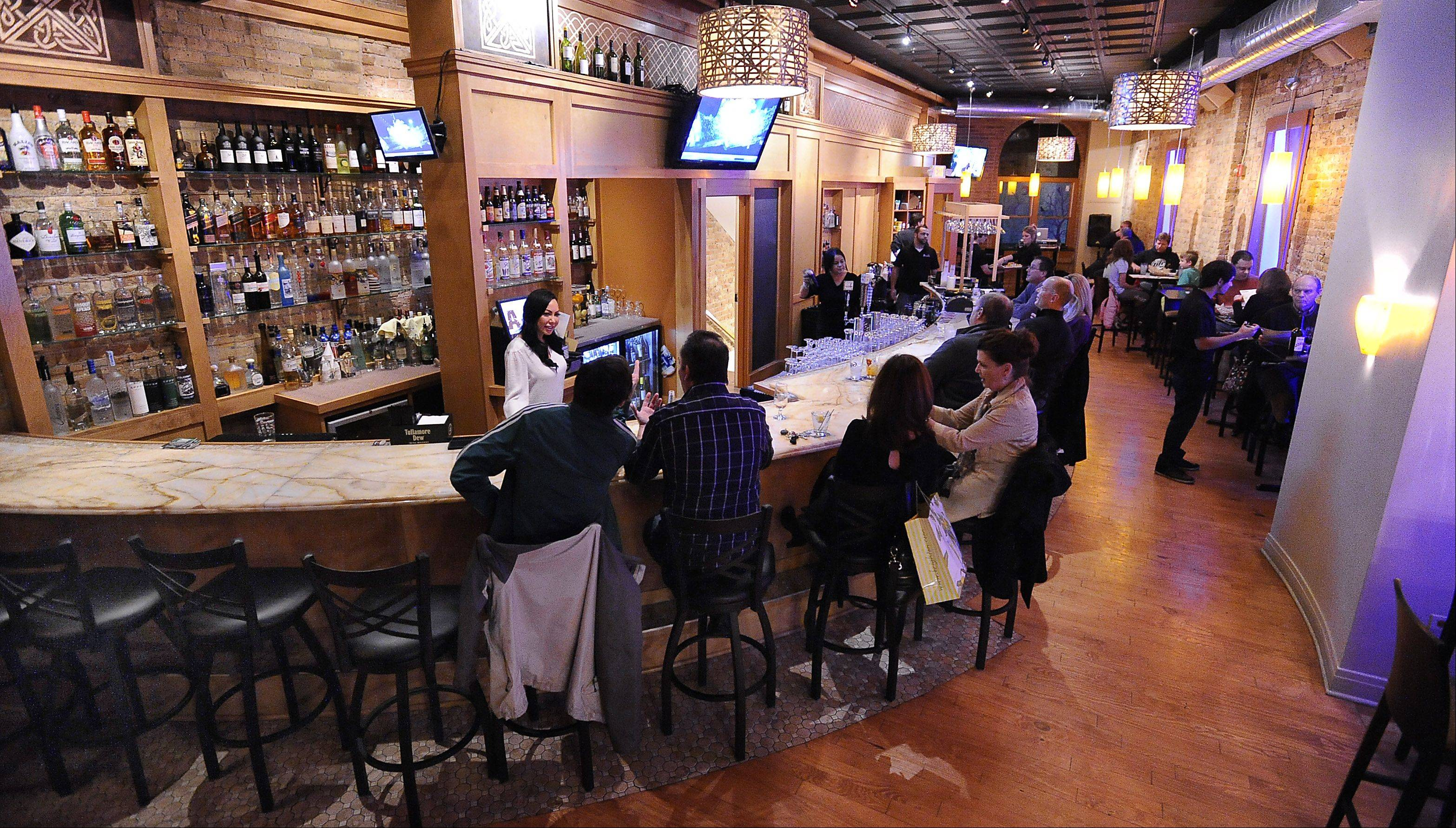 The Annex in Barrington offers craft beer, wine and classic cocktails.