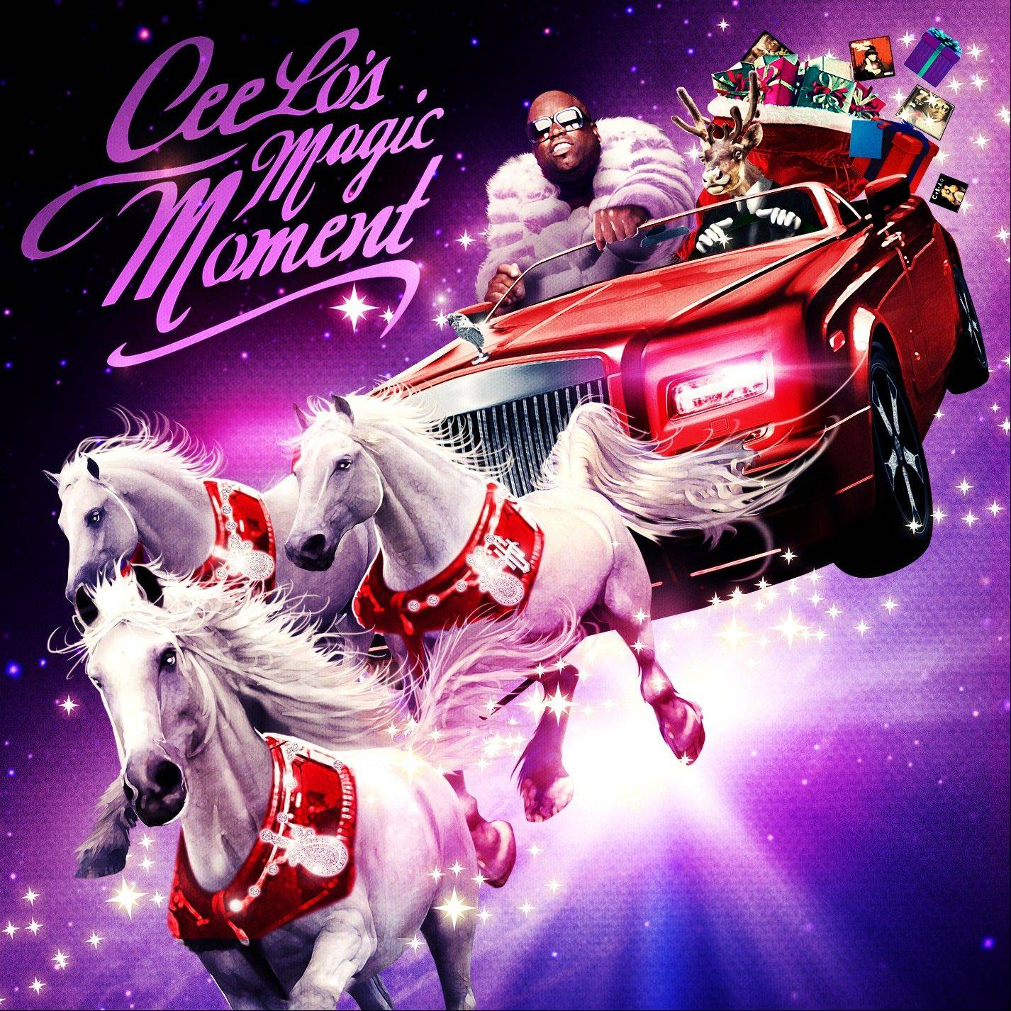 "CeeLo Green, ""CeeLo's Magic Moment"""
