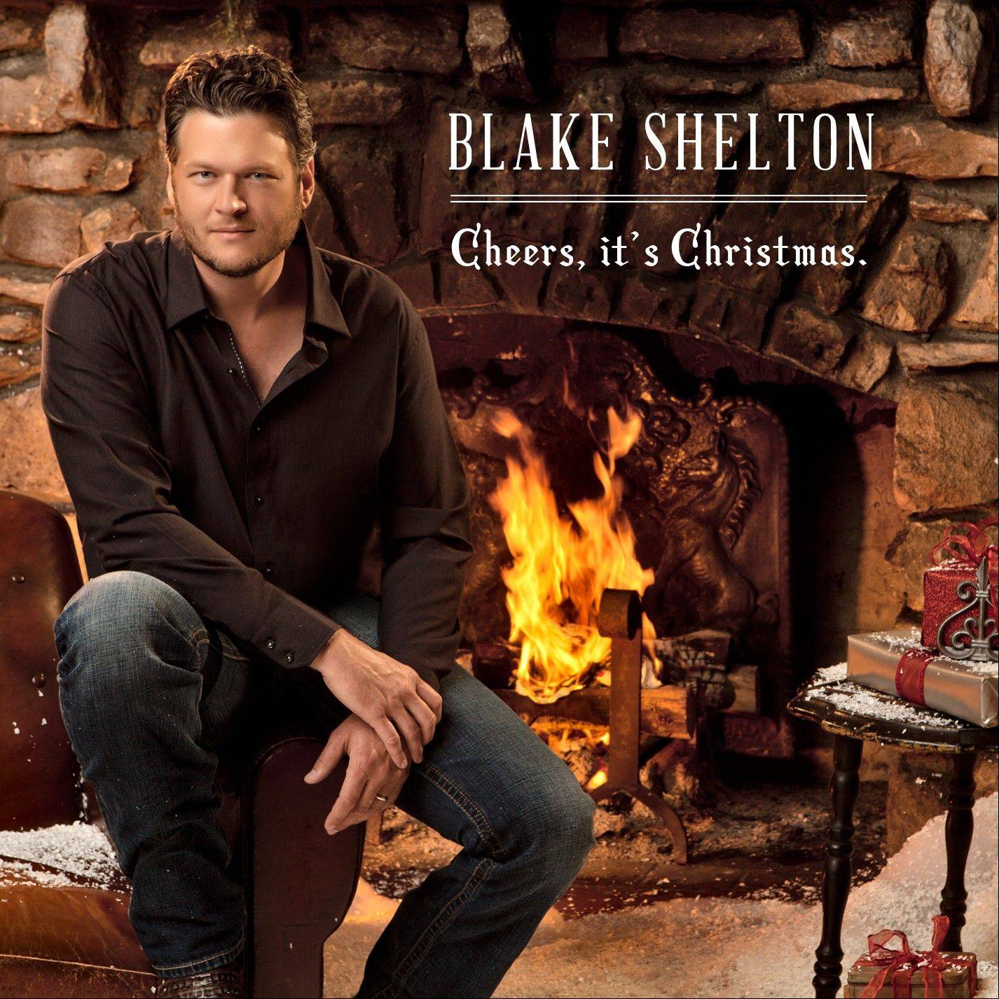 "Blake Shelton, ""Cheers, It's Christmas"""