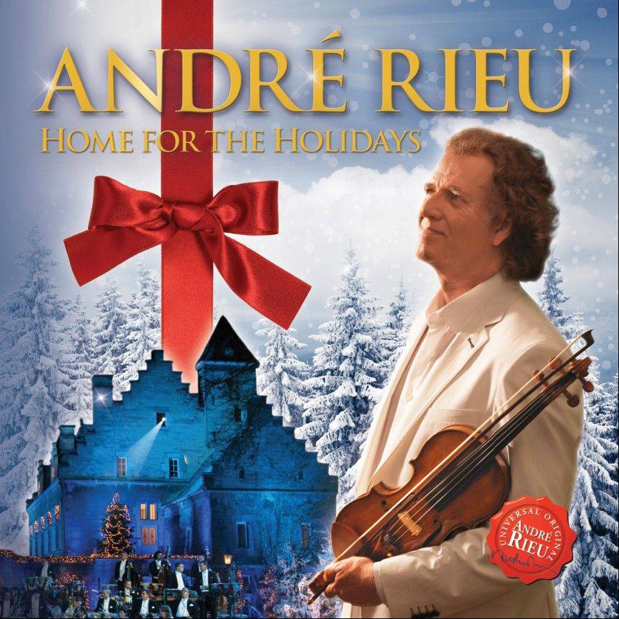 "Andre Rieu, ""Home for the Holidays"""