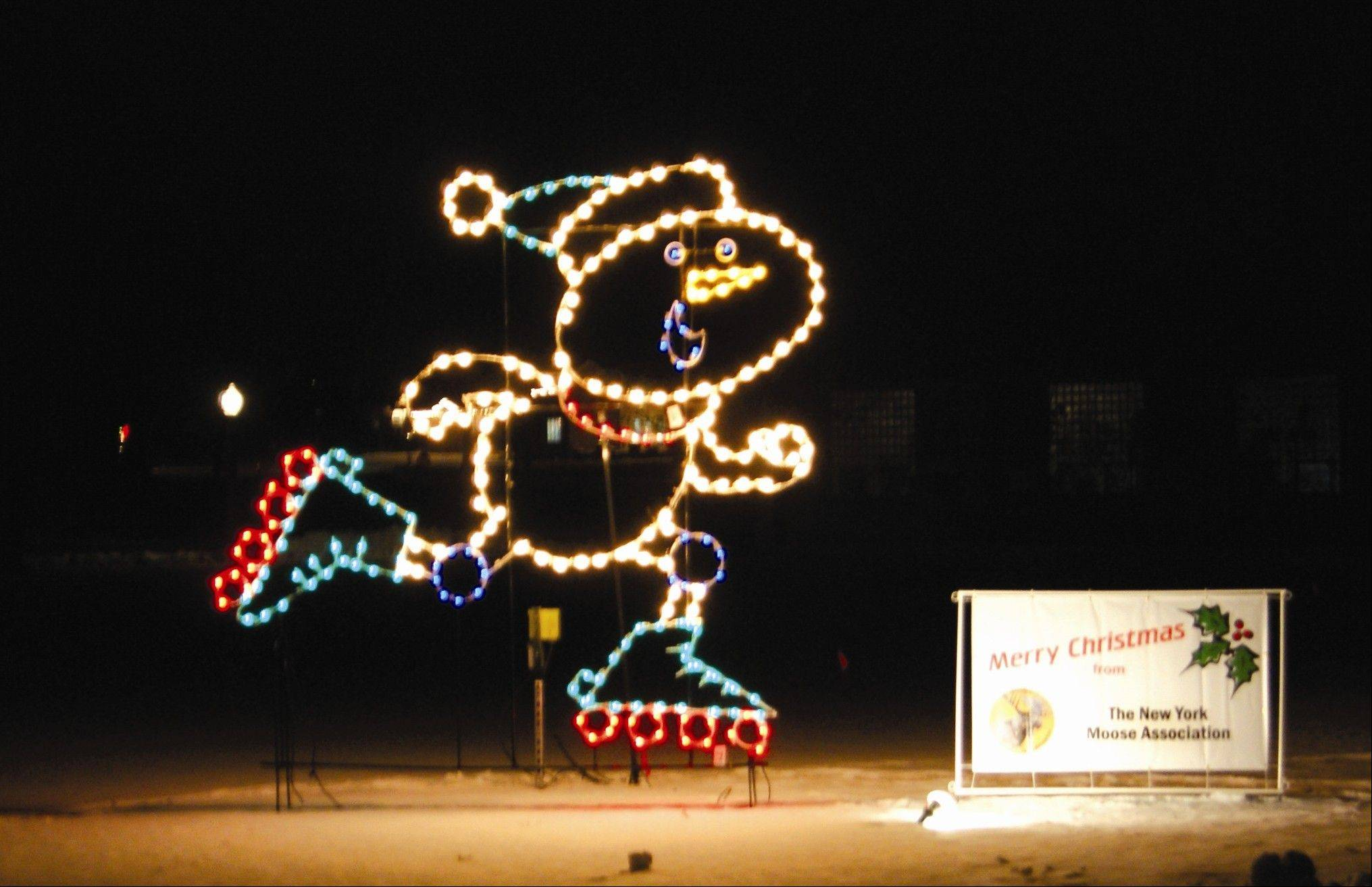 All of the proceeds from Holiday Lights at Mooseheart go to children in need.
