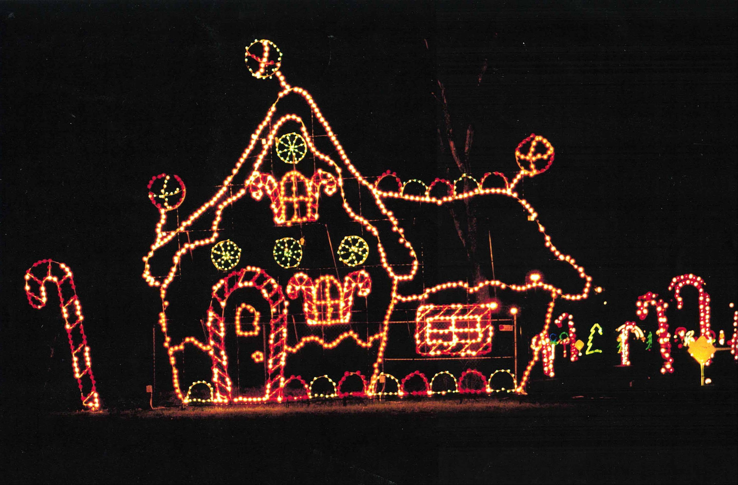 Light displays will adorn the Mooseheart campus through Dec. 31 during the third annual Holiday Lights at Mooseheart. More than 80 displays are now on display and are sponsored by various state organizations in the Moose fraternity.