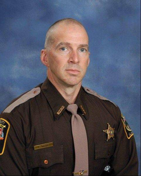 Baldwin County Sheriff's Deputy Scott Ward.