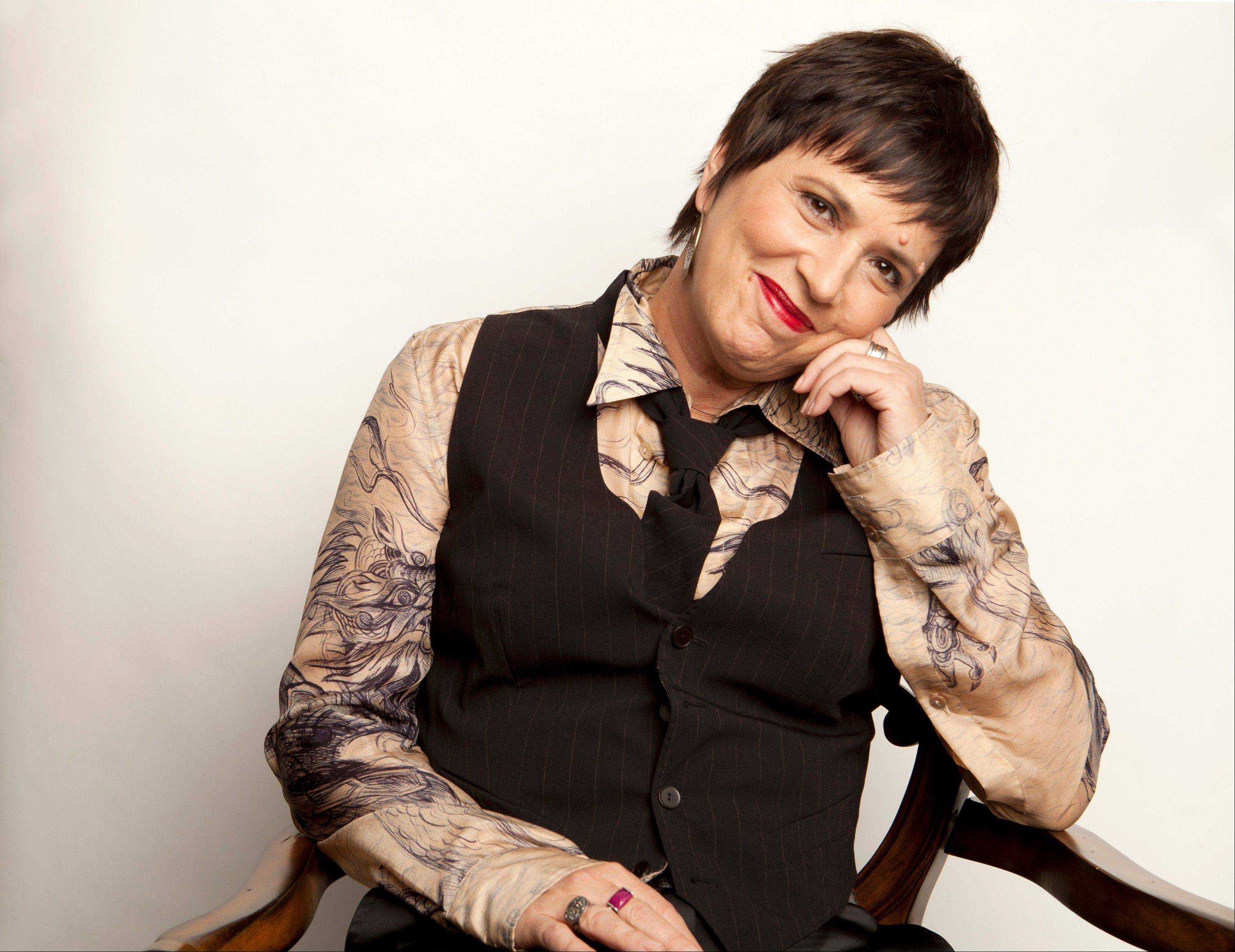 American playwright and Broadway producer Eve Ensler speaks out when she sees injustice in the world.