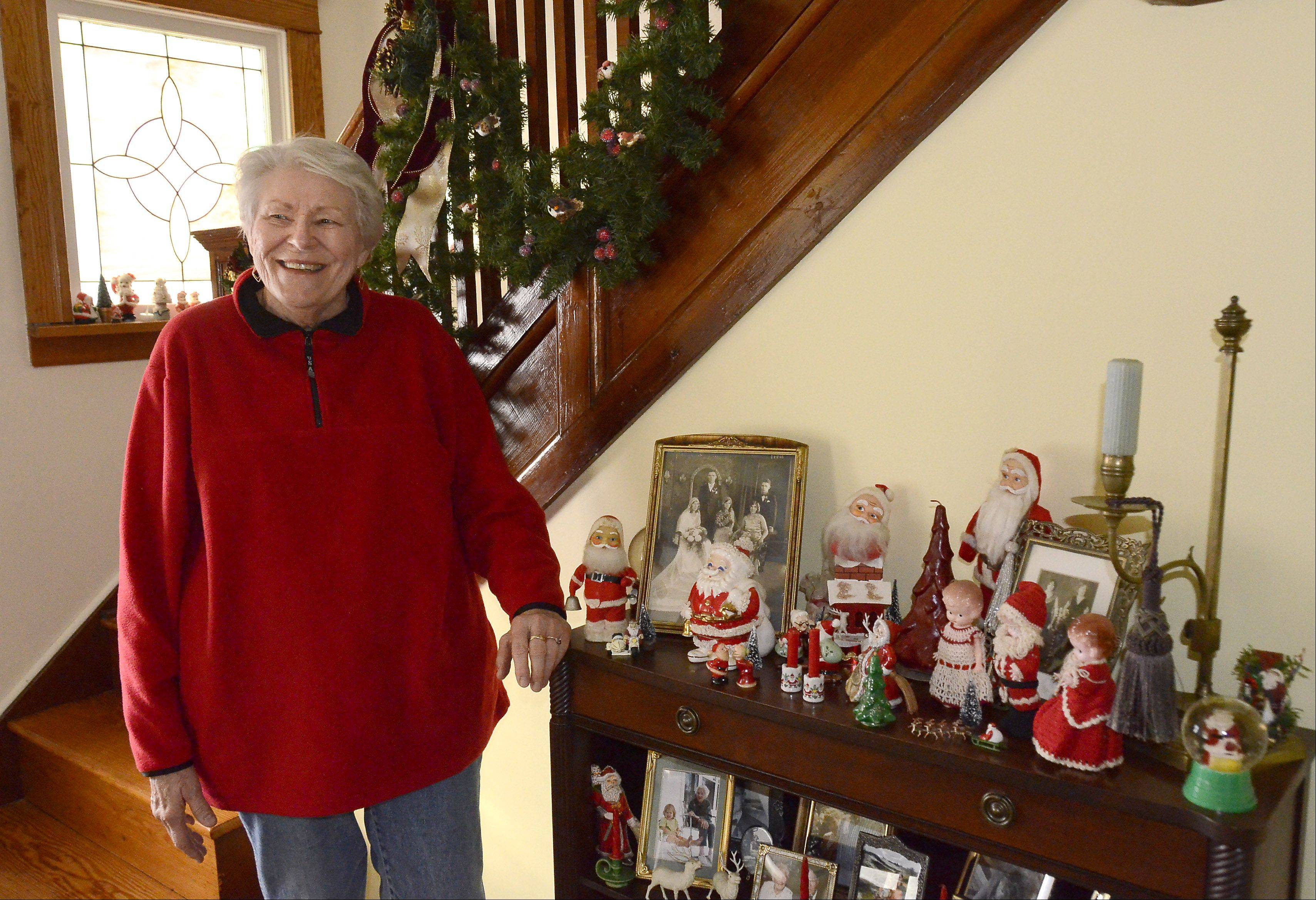 Owner Rita Waters and family will open their home for the Mount Prospect Holiday Housewalk.