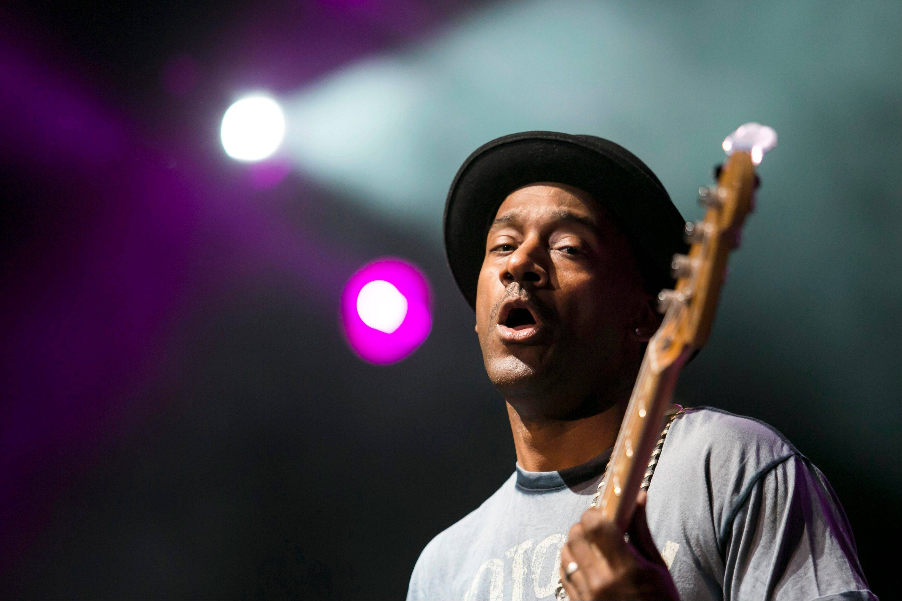 Associated Press/May 23, 2012Grammy award-winning jazz bassist Marcus Miller.