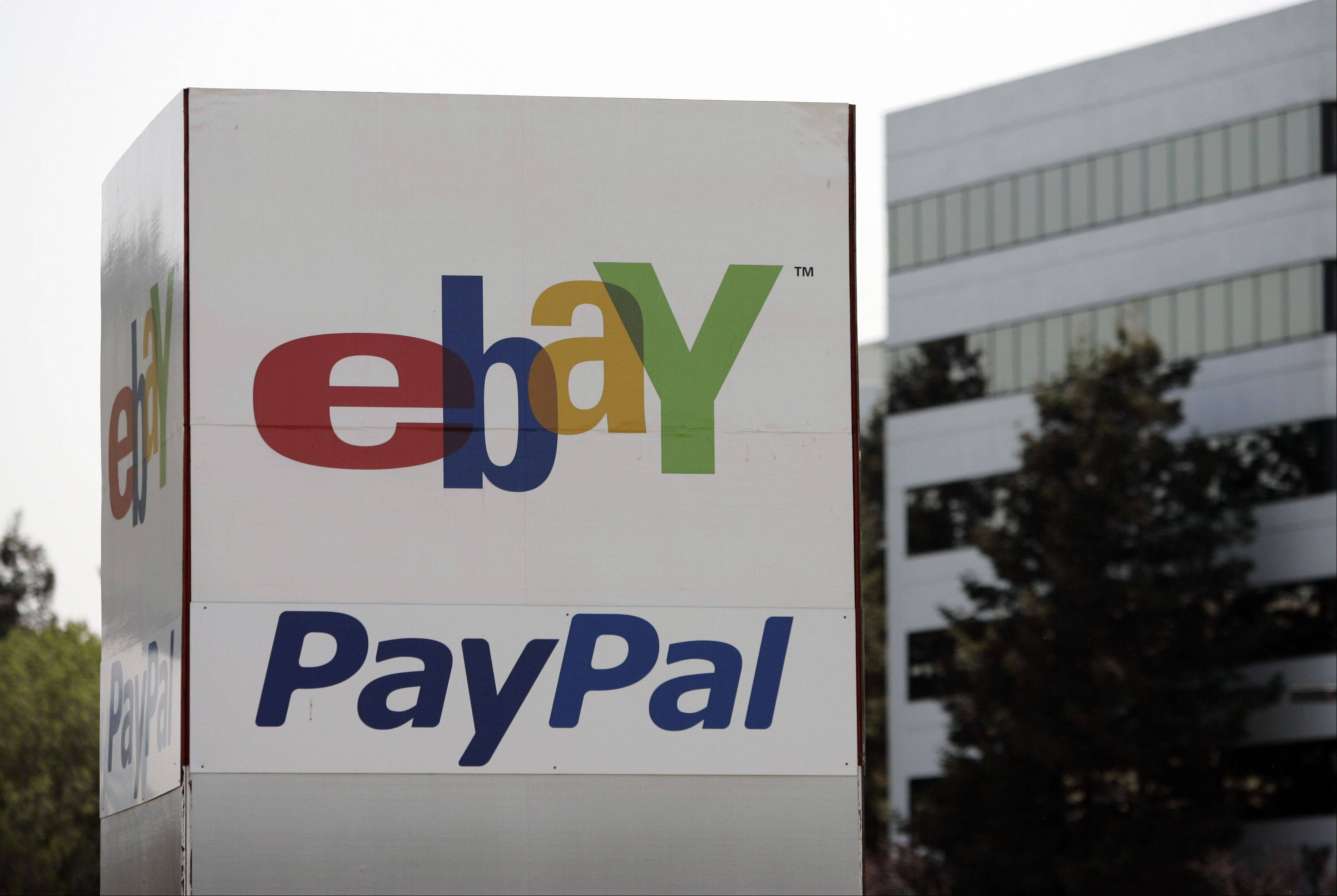Ebay is riding the nation�s rising interest in doing business online.