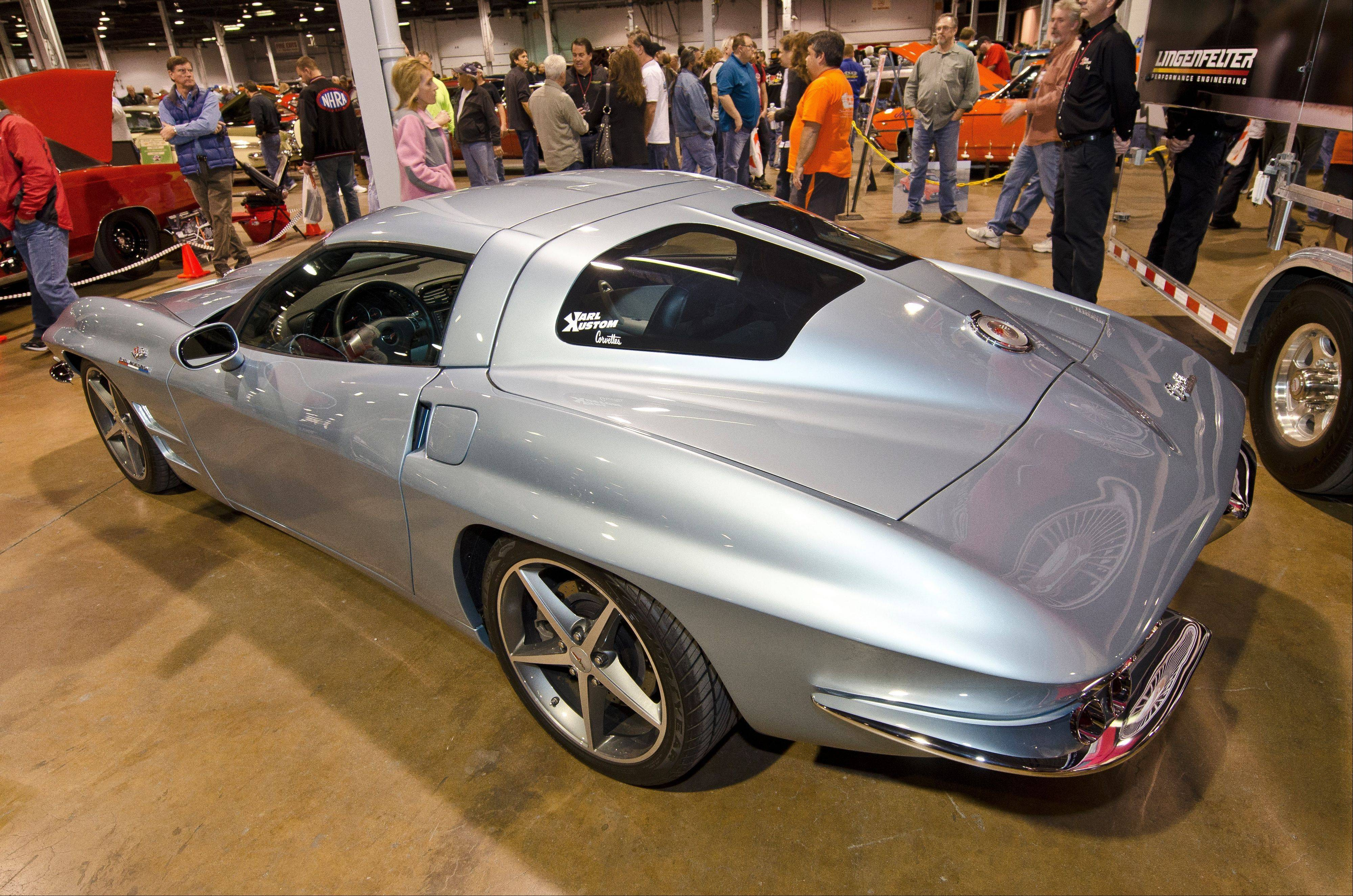 Corvette by Karl Kustom Corvettes.