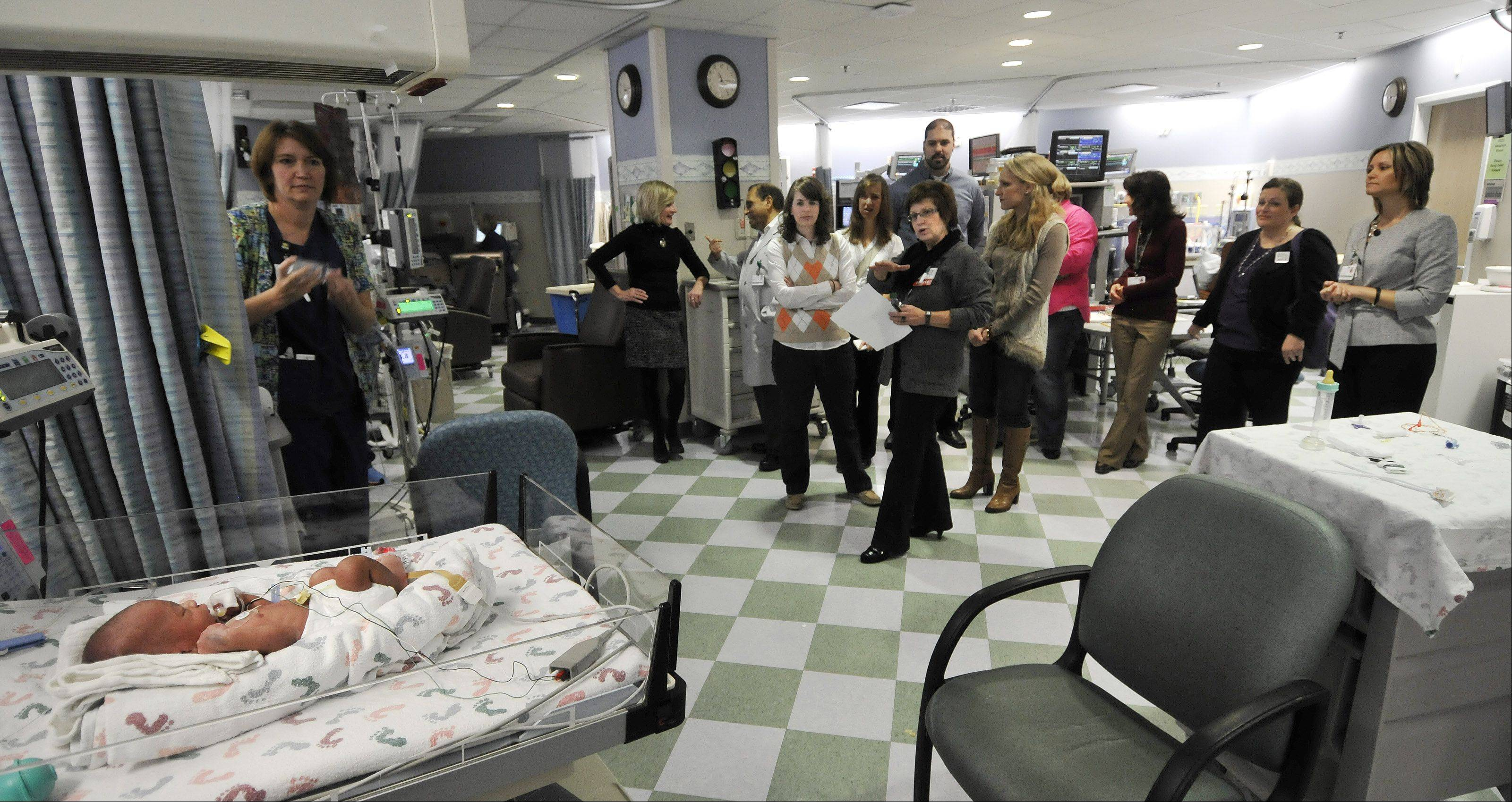 Hospitals, others work to reduce premature births