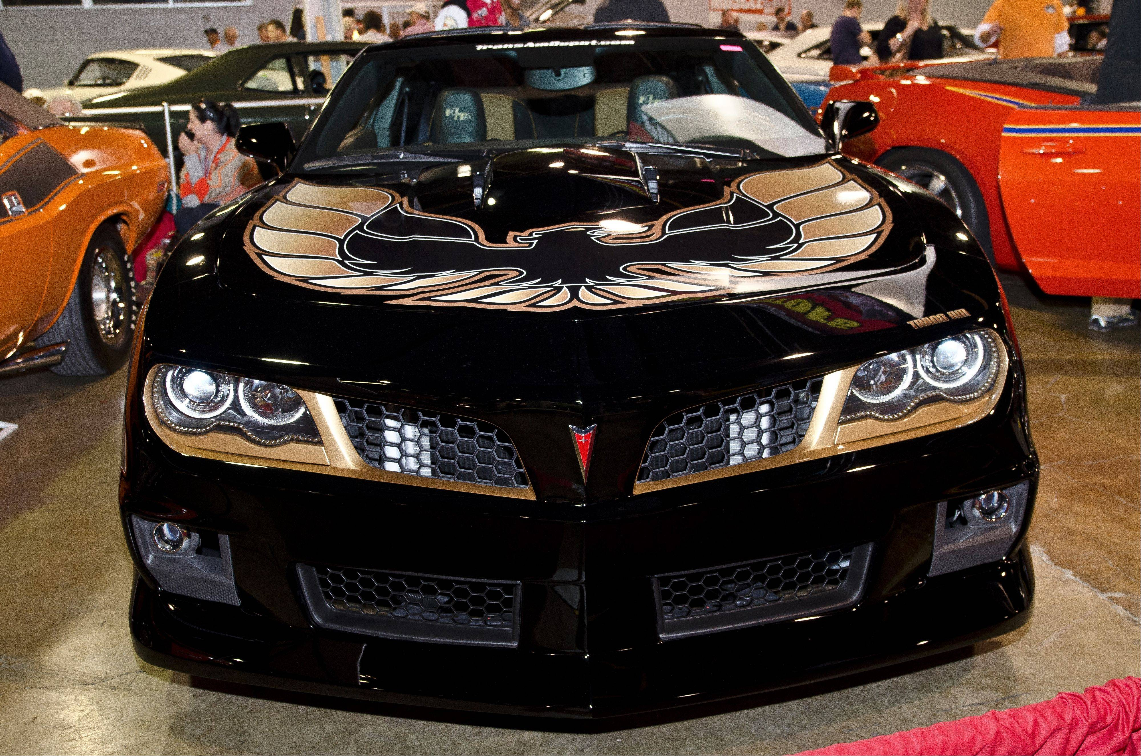 "Trans Am Depot in Florida is re-creating that Pontiac made famous by Burt Reynolds in ""Smokey and the Bandit."""