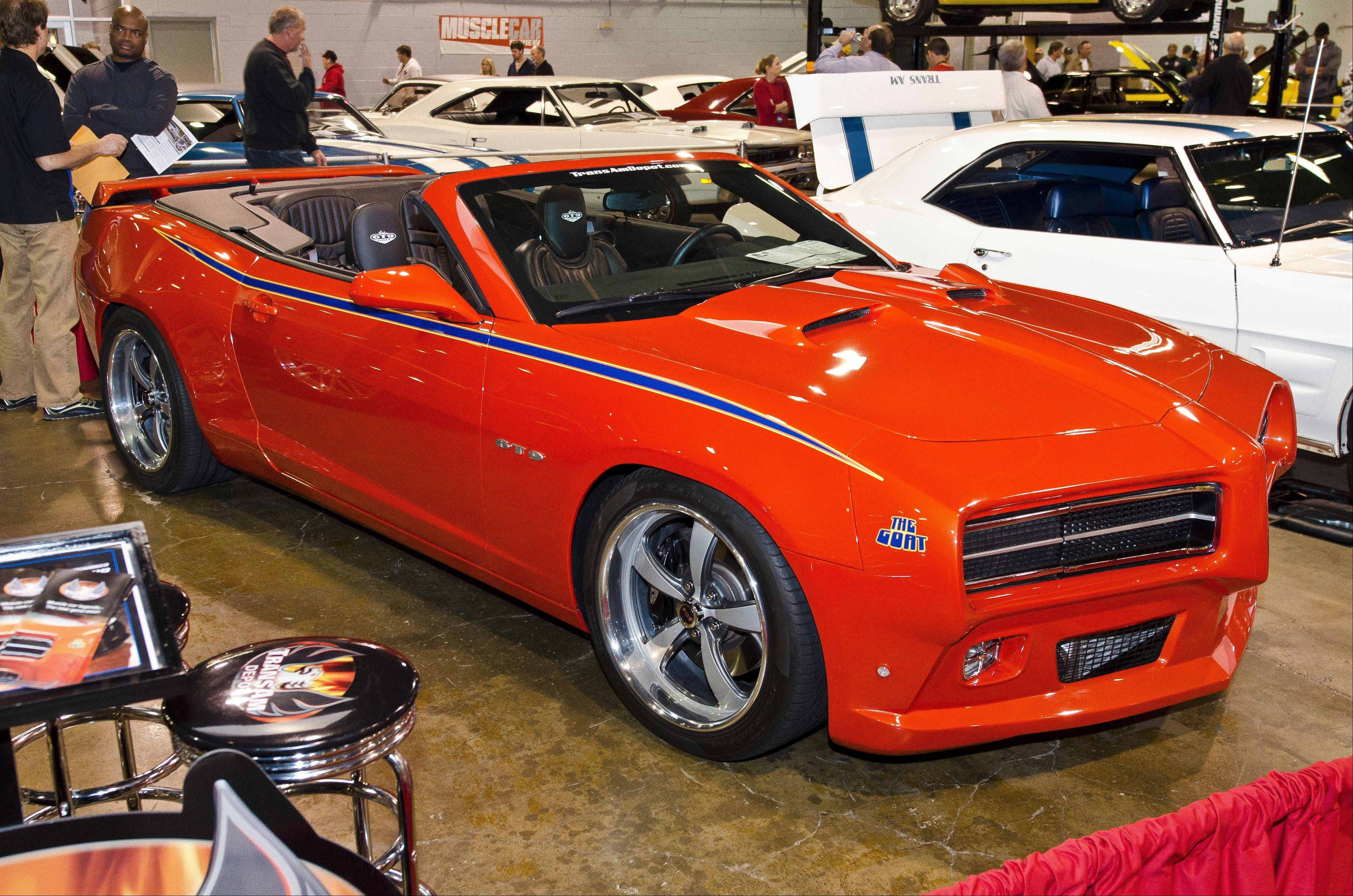 Modern GTO, by Trans Am Depot.