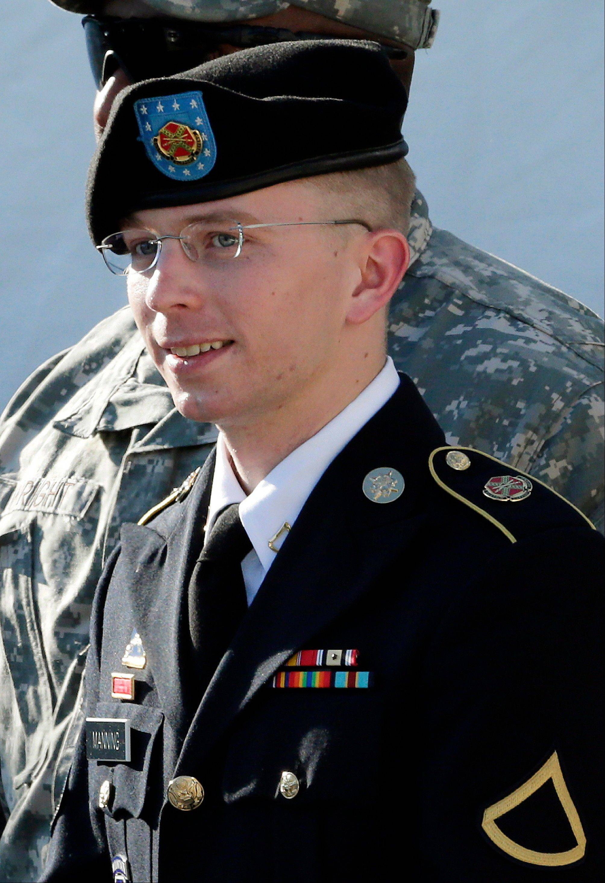 Army Pfc. Bradley Manning, the U.S. Army private charged with sending reams of government secrets to WikiLeaks, is expected to testify during a pretrial hearing starting Tuesday at Fort Meade. Manning is seeking dismissal of all charges. He claims his solitary confinement, sometimes with no clothing, was illegal punishment.