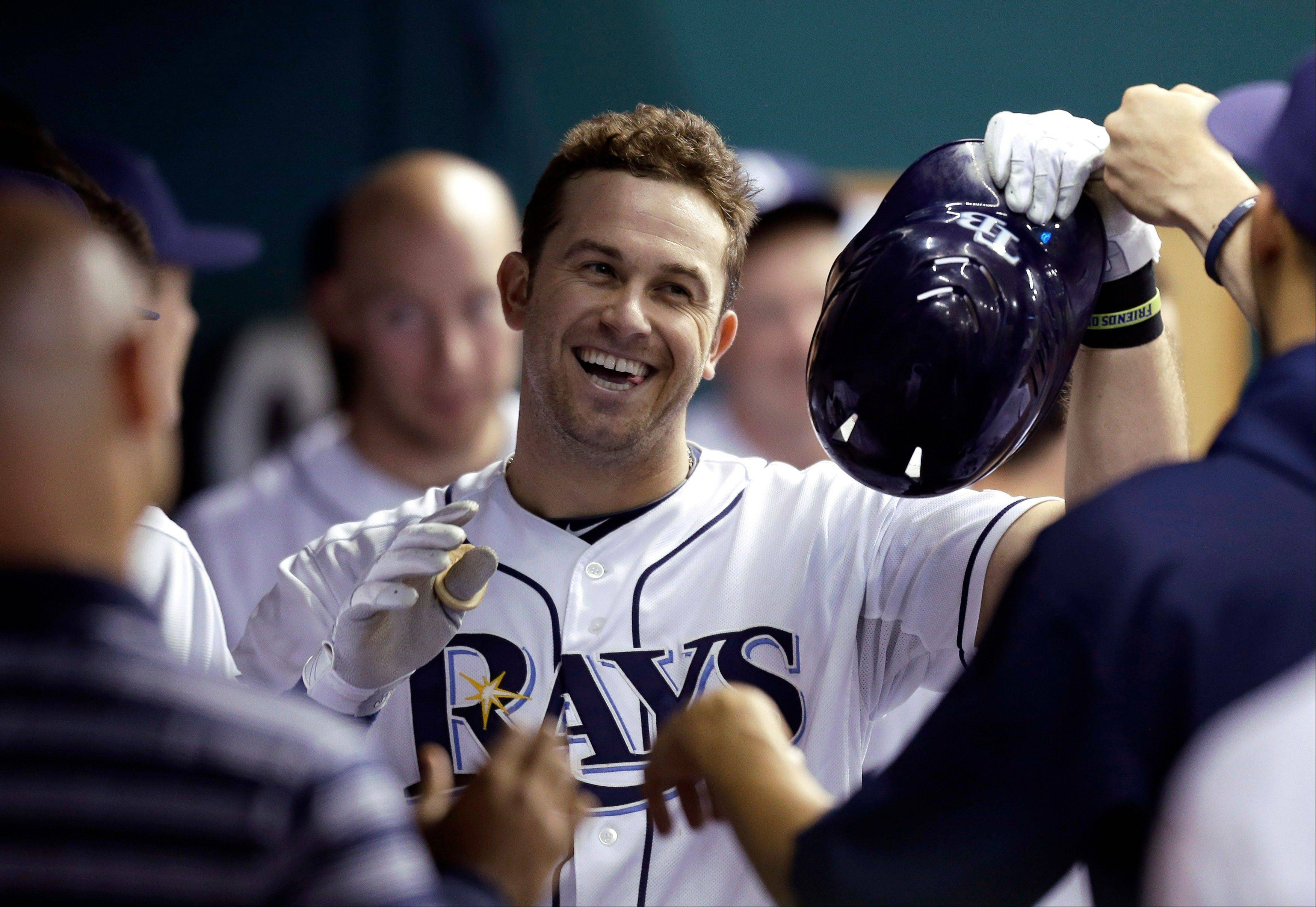 Tampa Bay Rays third baseman Evan Longoria has agreed to a new contract through 2022 that adds six guaranteed seasons and $100 million. The agreement was announced Monday with the three-time all-star.