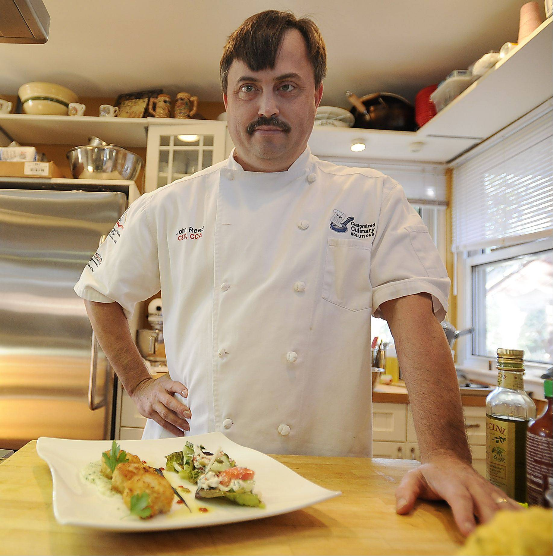 Chef du Jour: Culinary olympian helps others grow food ventures