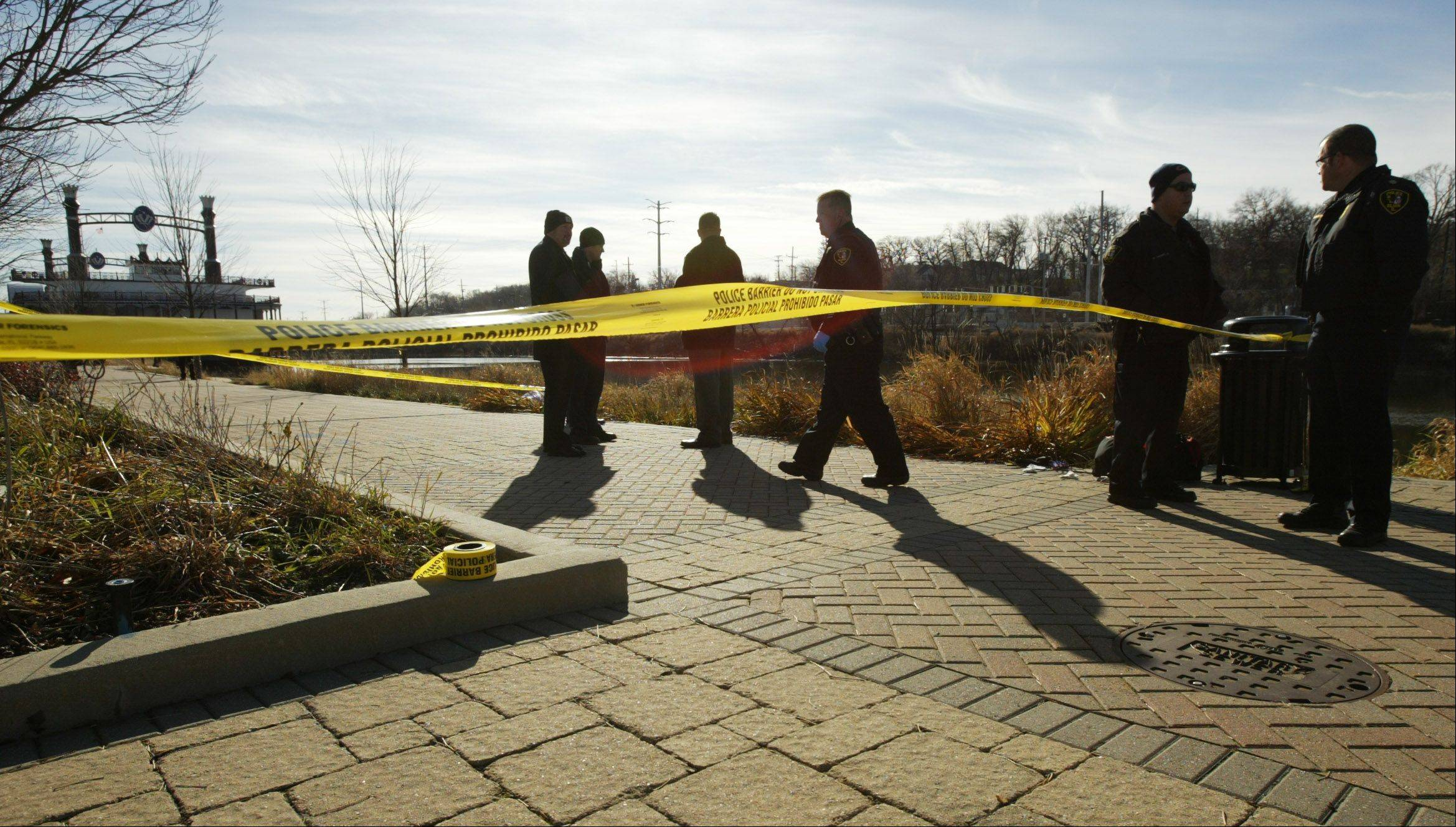 Elgin man, 51, found dead in Fox River Tuesday