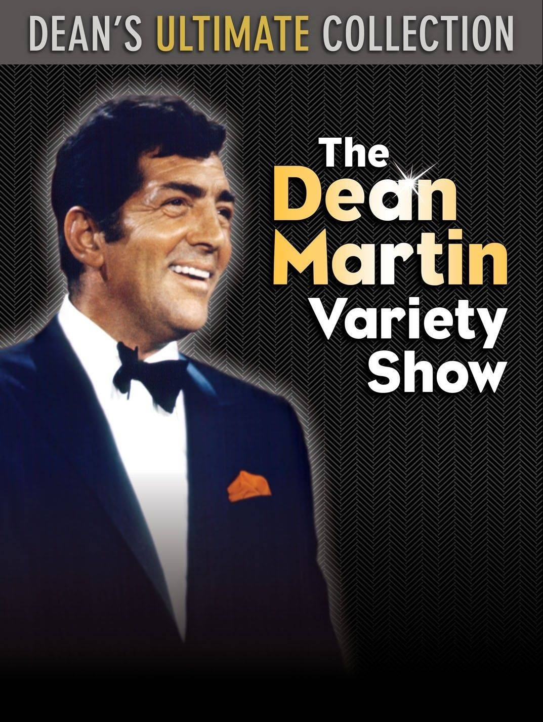 """Dean's Ultimate Collection: The Dean Martin Variety Show"" showcases footage culled from nine seasons of the NBC series."