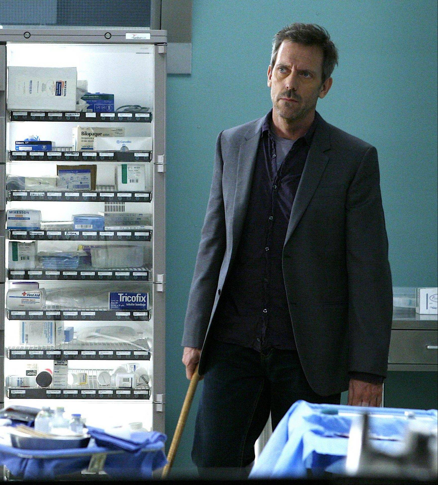 "Relive the puzzling cases and even-more-puzzling behavior of TV's Dr. House (Hugh Laurie) with the entire ""House"" series now on DVD."
