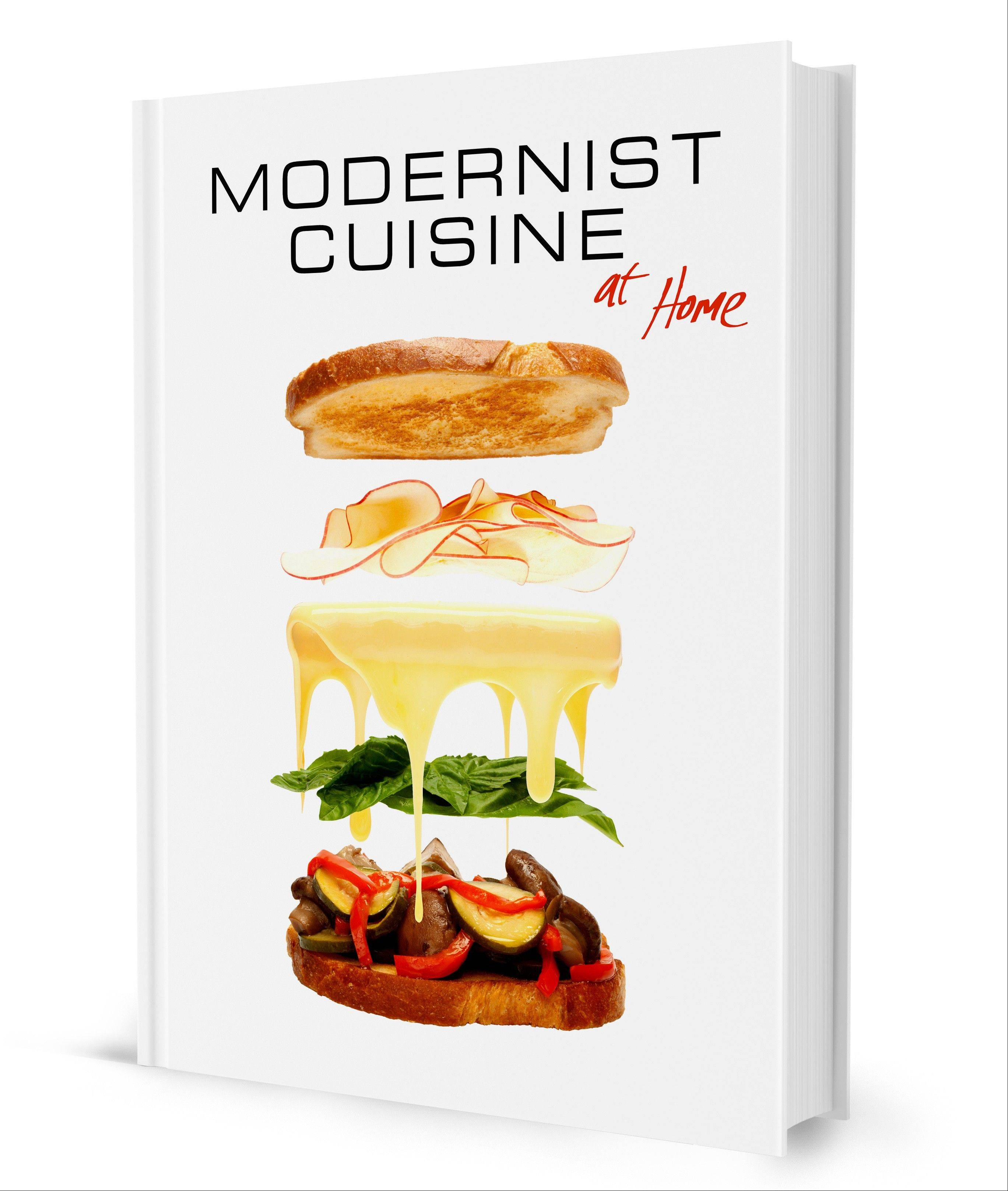"Nathan Myhrvold's ""Modernist Cuisine at Home"""
