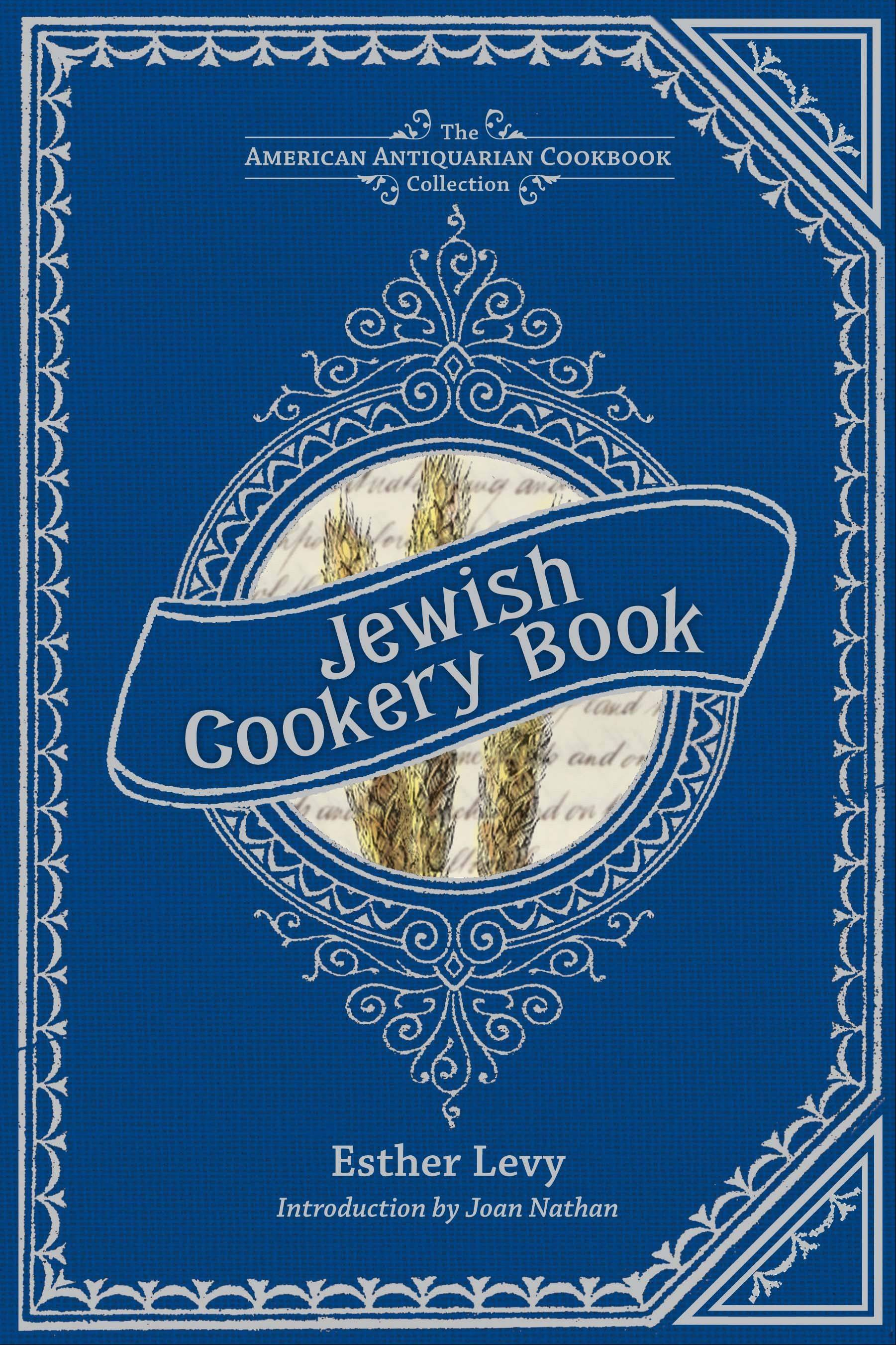 """Jewish Cookery Book"""