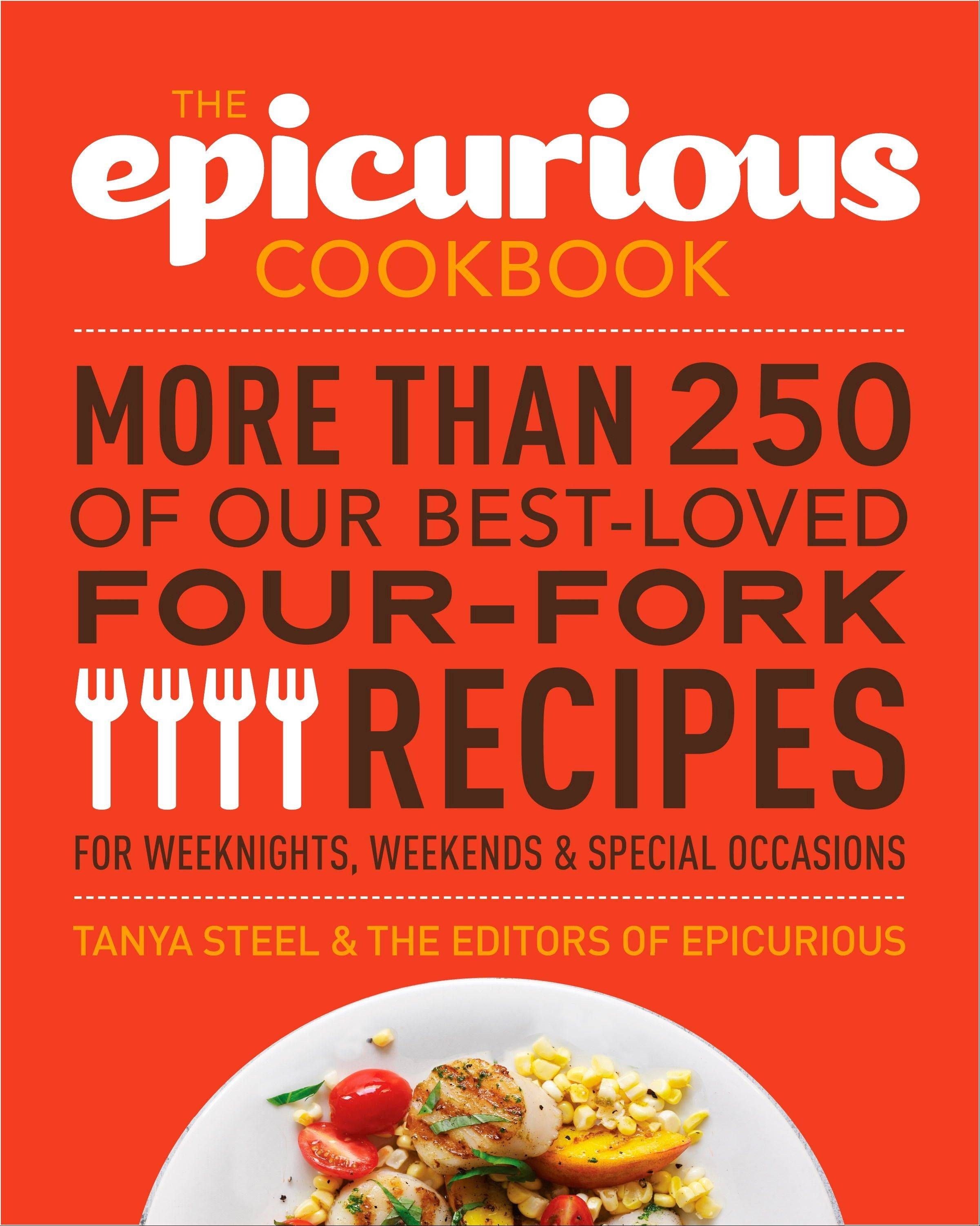 """The Epicurious Cookbook"""