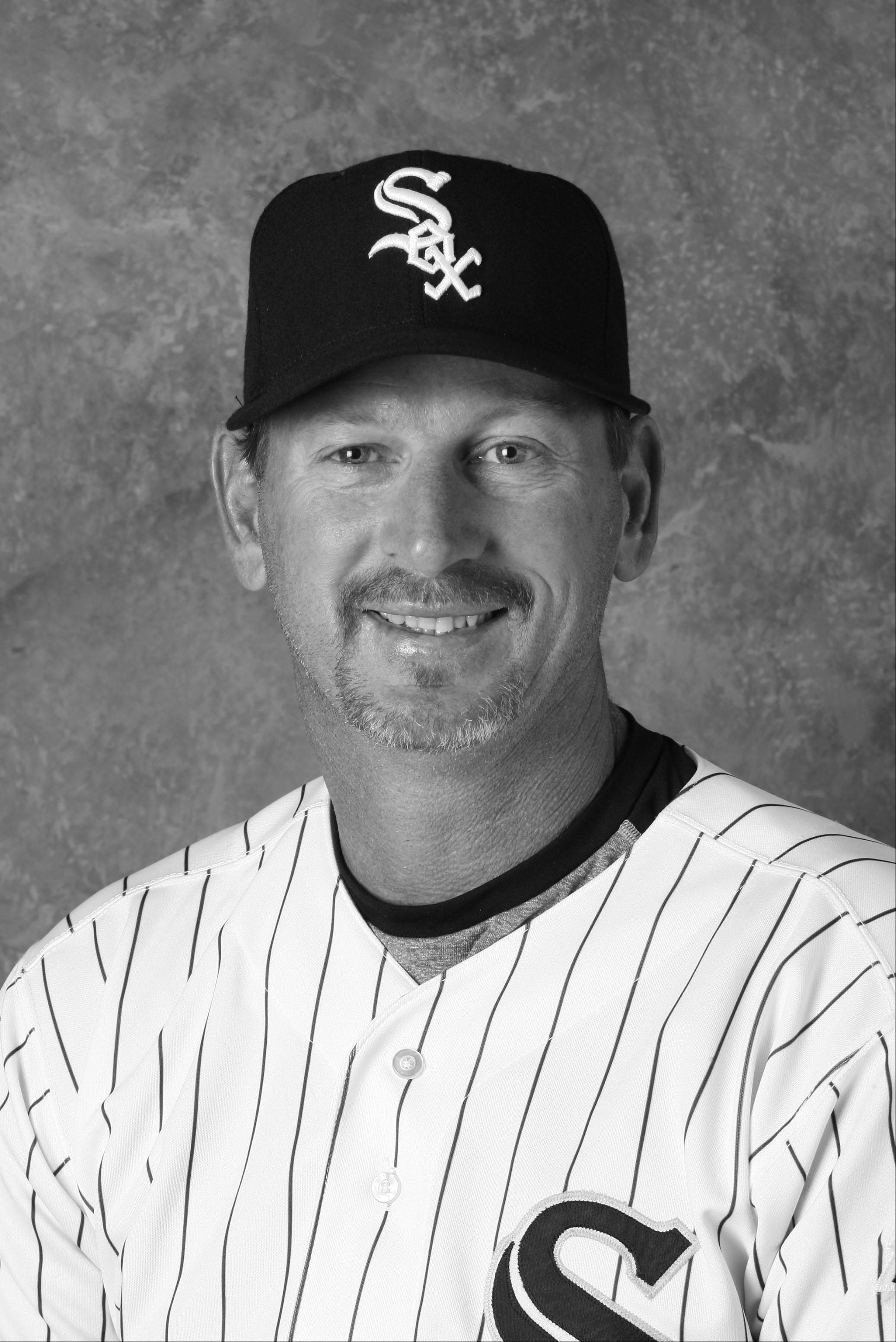 Bobby Thigpen is the new bullpen coach for the White Sox.