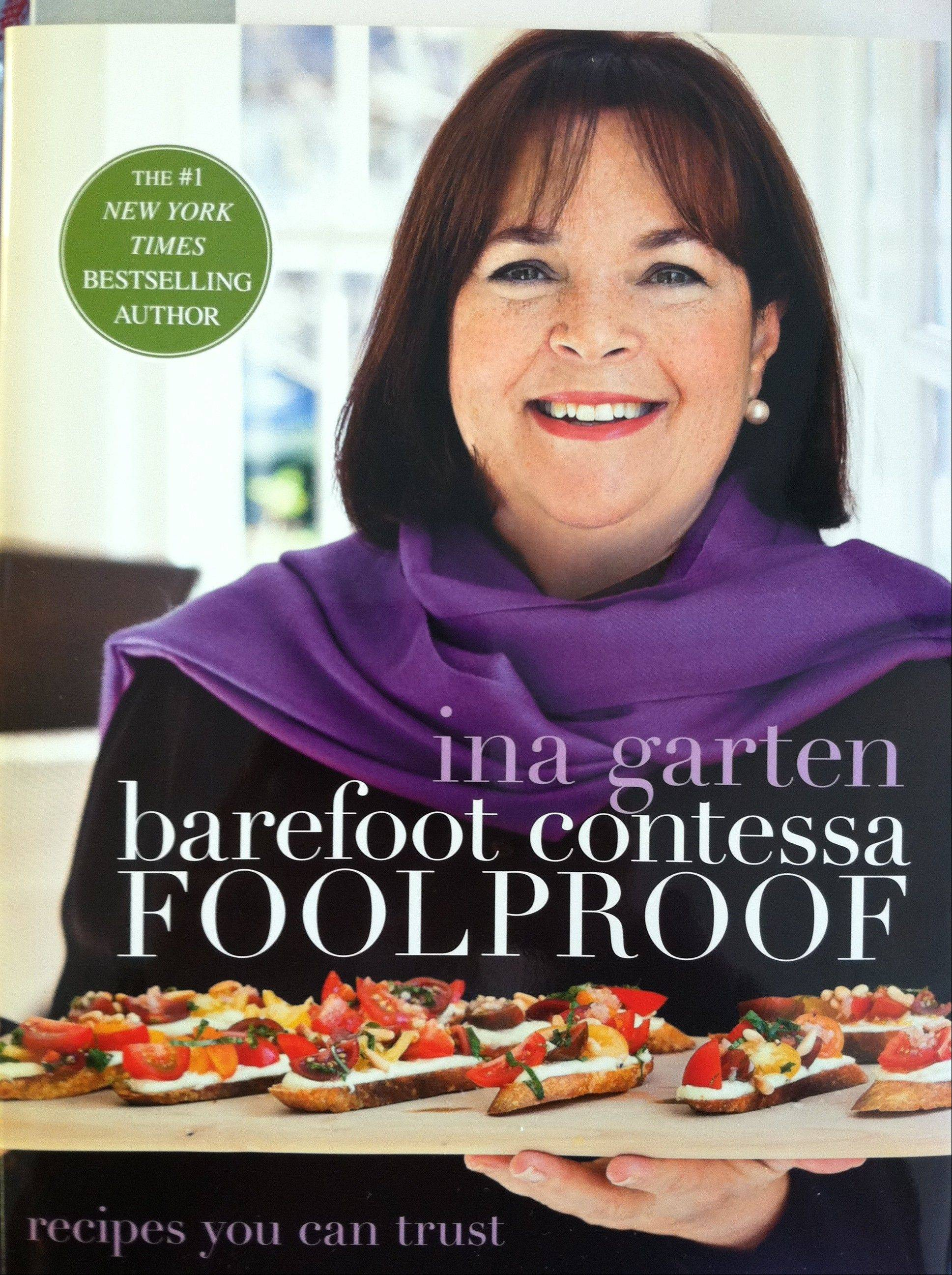 Ina Garten still barefoot and (almost) foolproof