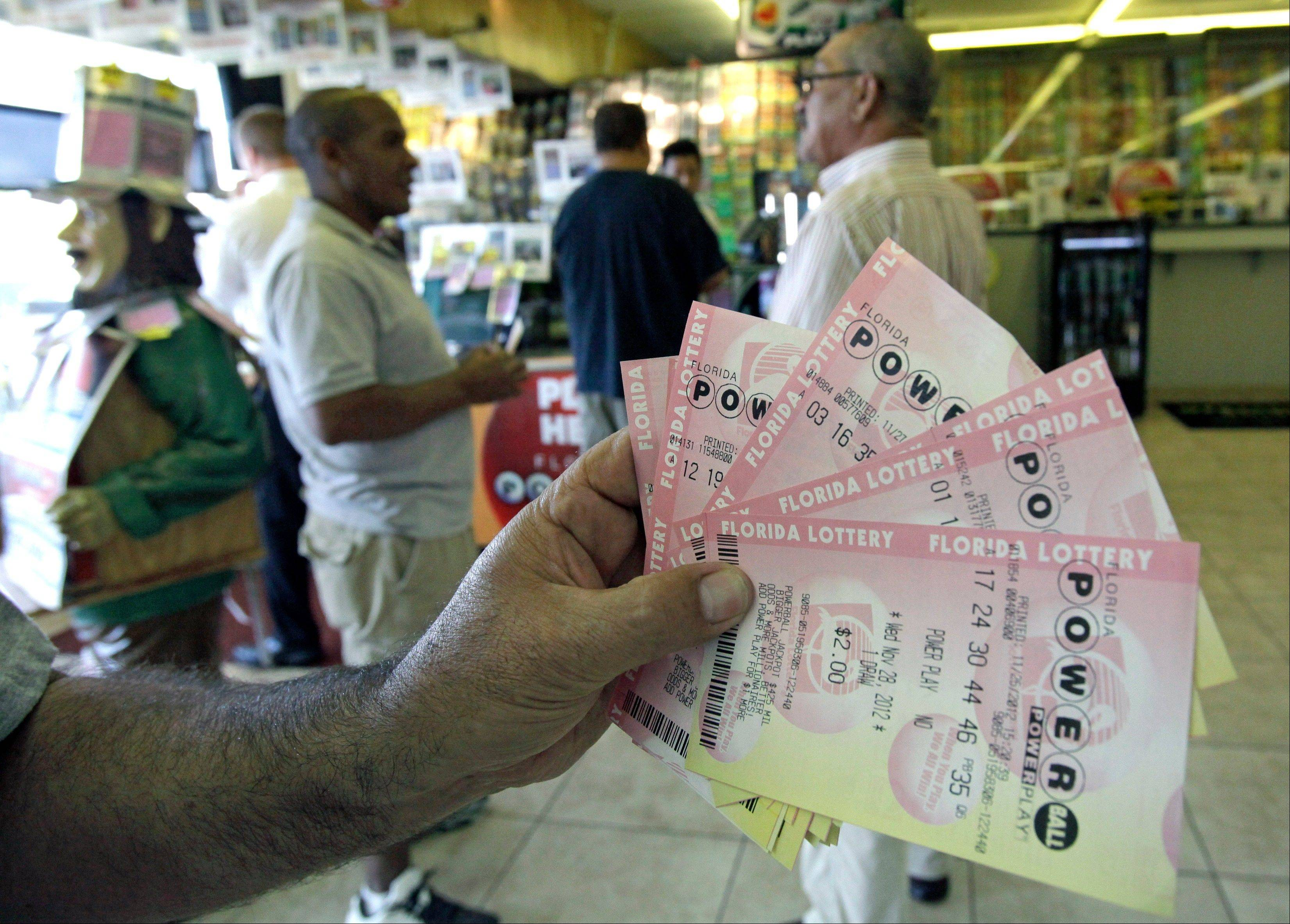 Powerball players have big dreams about what they'd do if they win tonight's jackpot.
