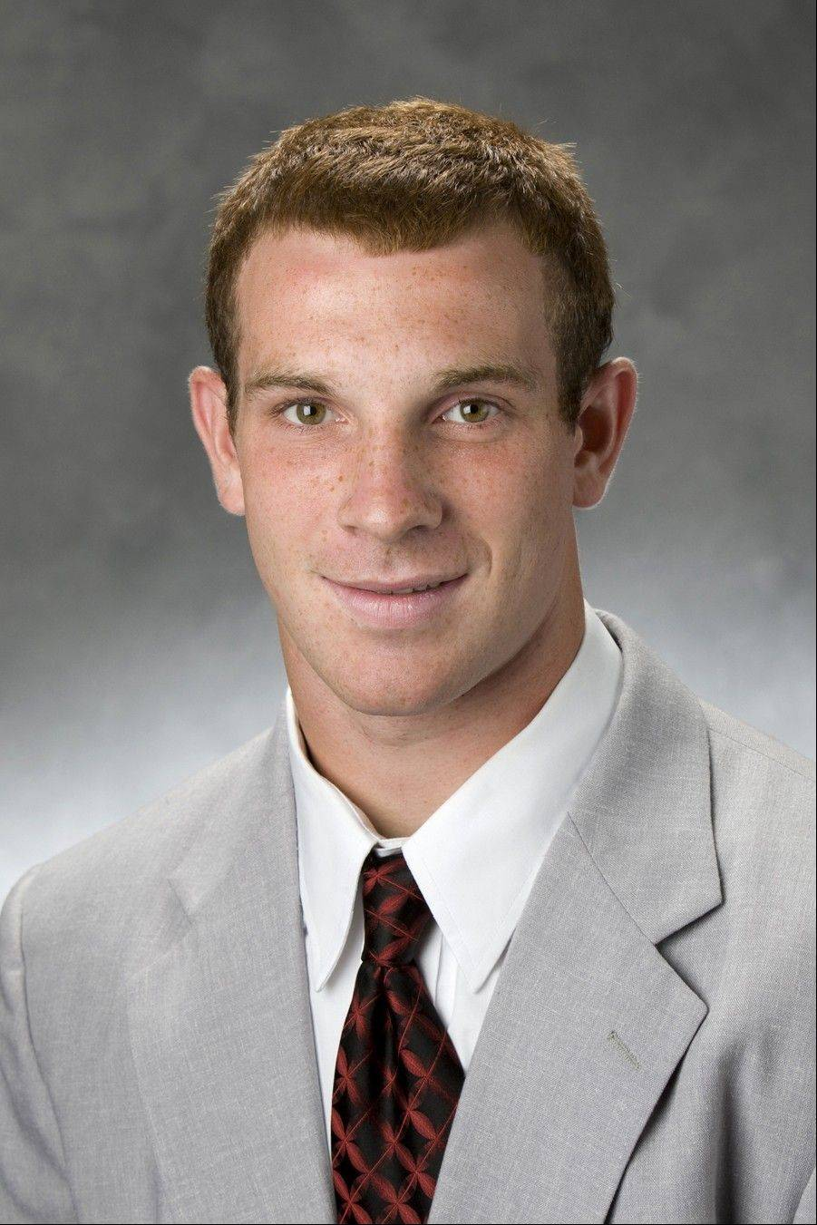 NIU quarterback Jordan Lynch