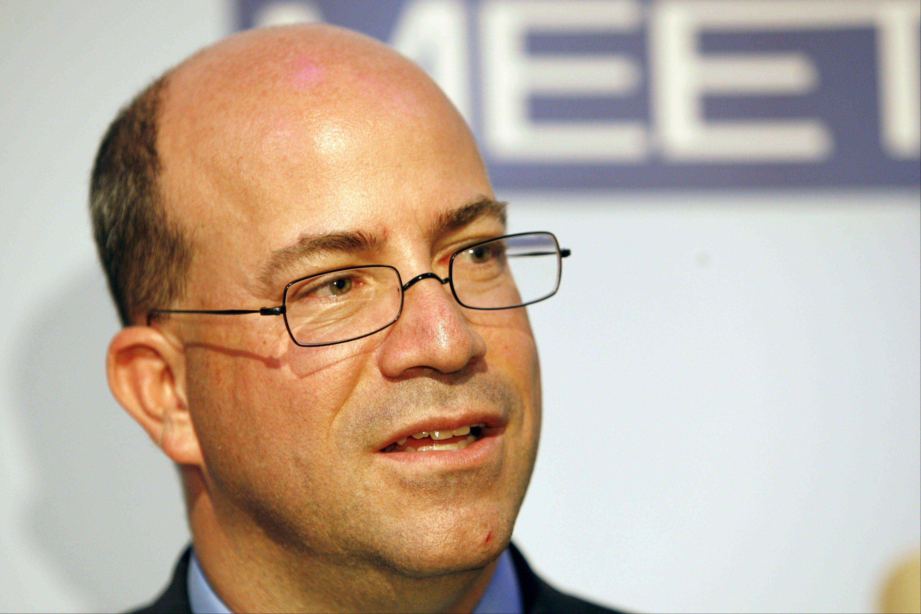 CNN on Thursday named former NBC Universal chief Jeff Zucker as its new top executive.