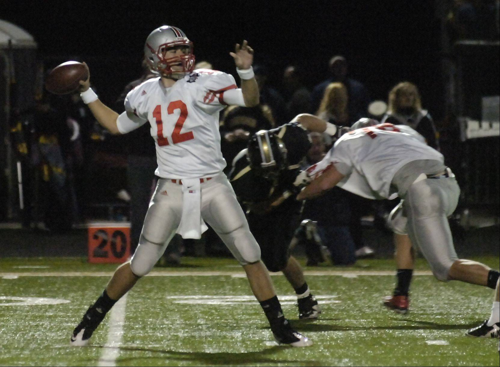 Ethan Olles of Palatine High School is the honorary team captain for the Daily Herald Northwest Suburban All-Area team.