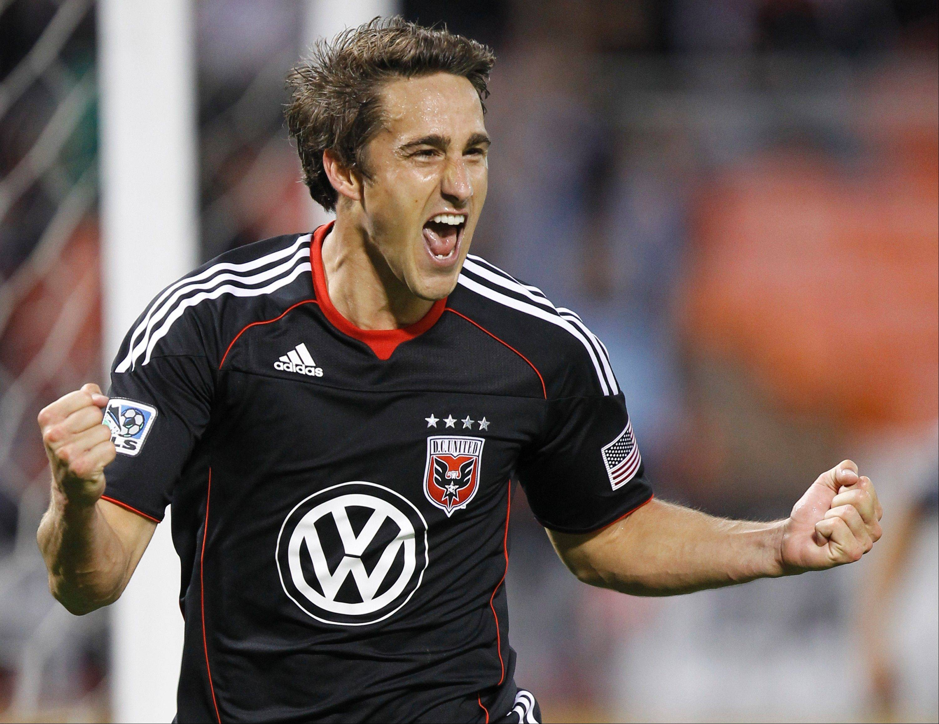 DC United's Josh Wolff has retired as a player after 15 seasons in the MLS. The former Fire star ranked 14th in career scoring. He joins the DC United coaching staff as a fulltime assistant.
