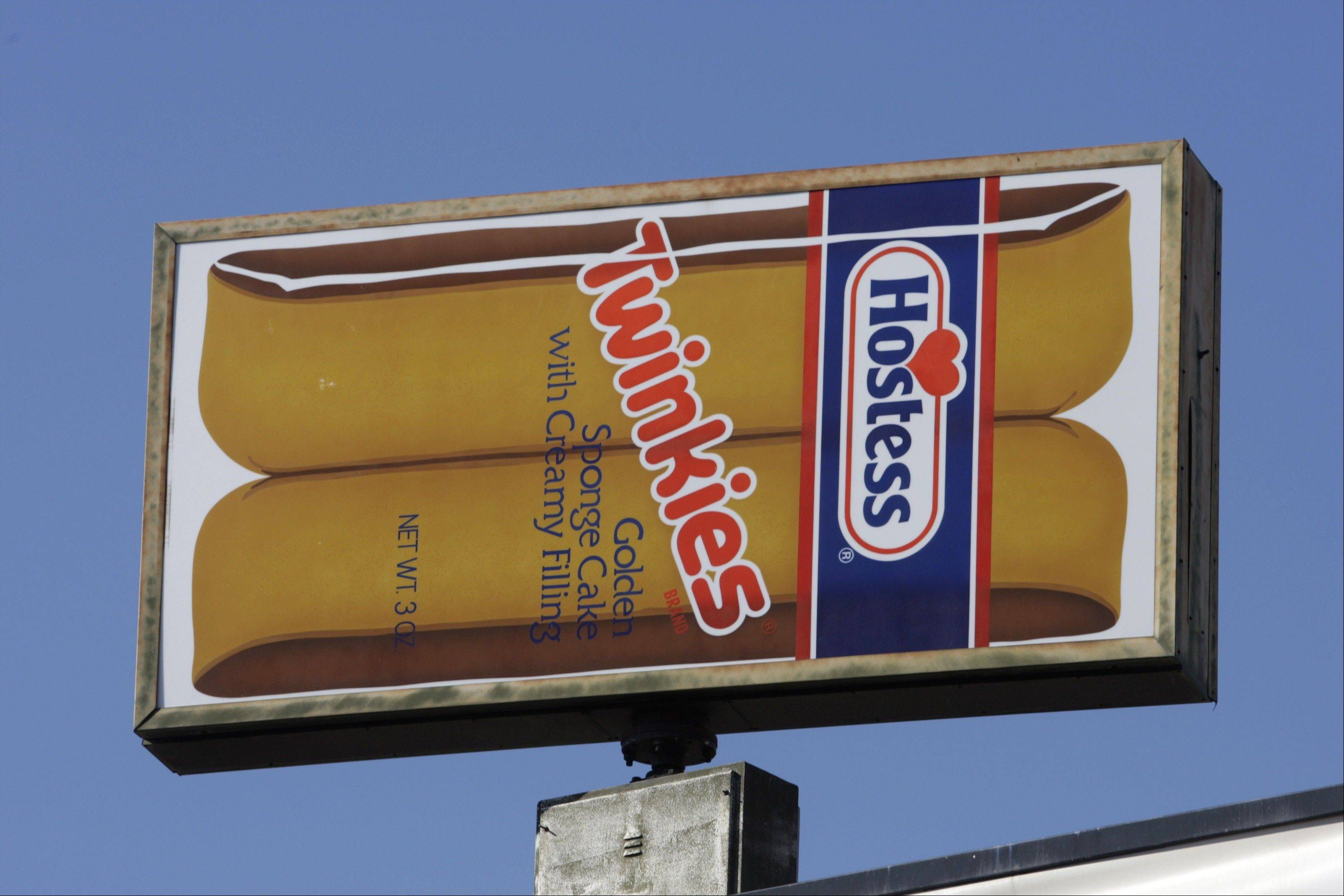 Hostess Brands Inc. says it's in talks with more than 100 parties interested in buying its brands, which include Twinkies, Ding Dongs and Ho Hos.