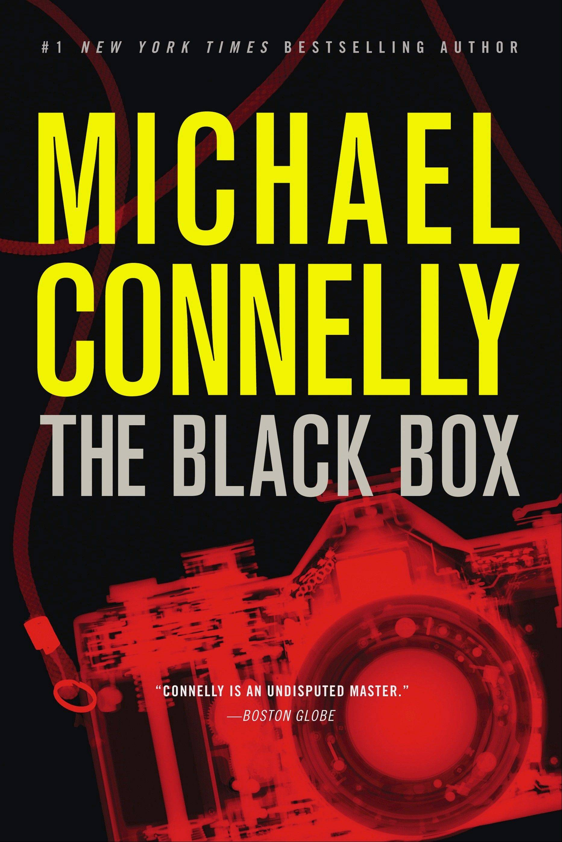 """The Black Box"" by Michael Connelly"