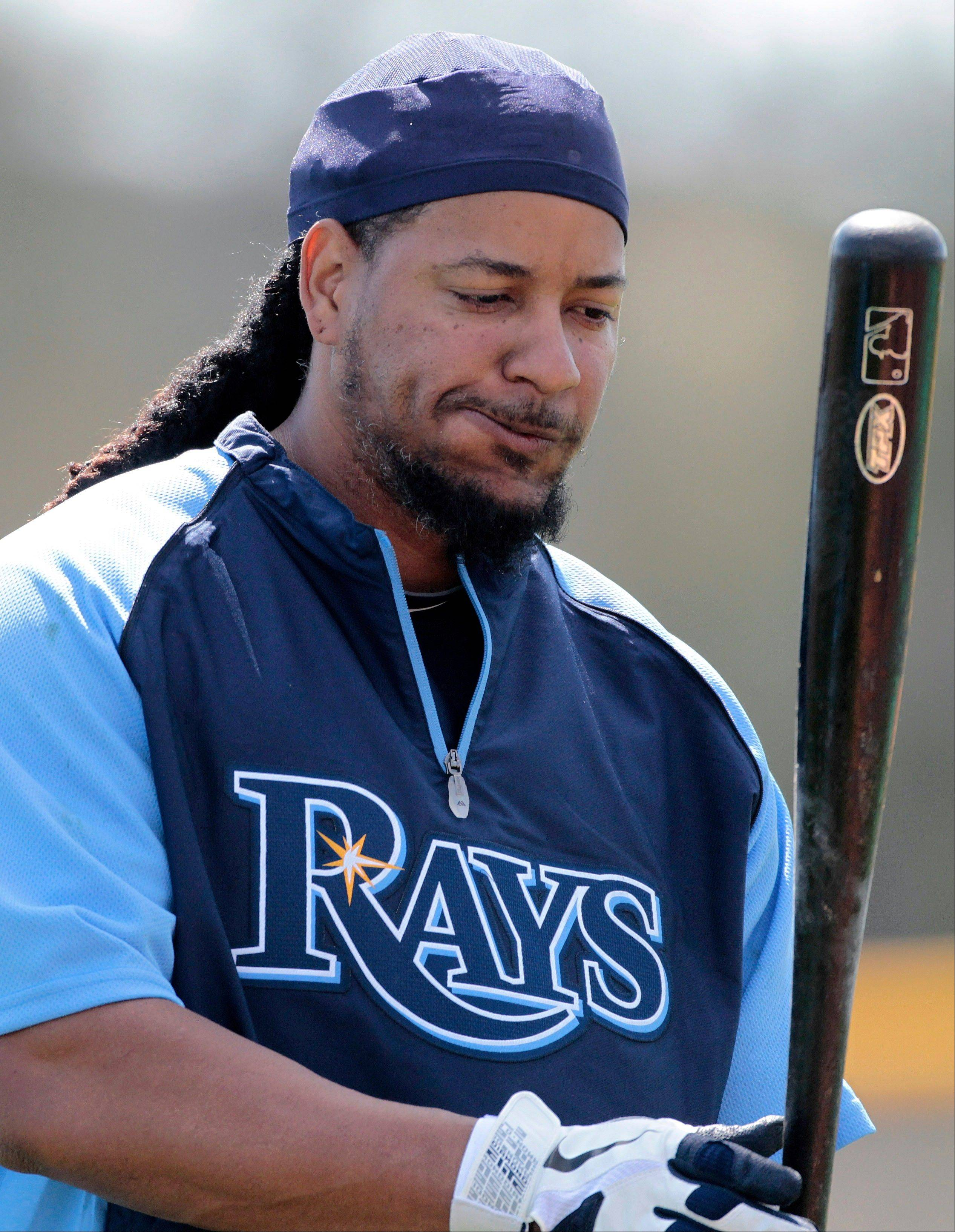 A person familiar with the situation says the substance that caused Manny Ramirez to test positive for a banned substance last year was testosterone. The administrator of baseball�s drug program issued his annual report Friday. The document lists the substances that resulted in seven positive tests for performance-enhancing drugs that led to discipline.