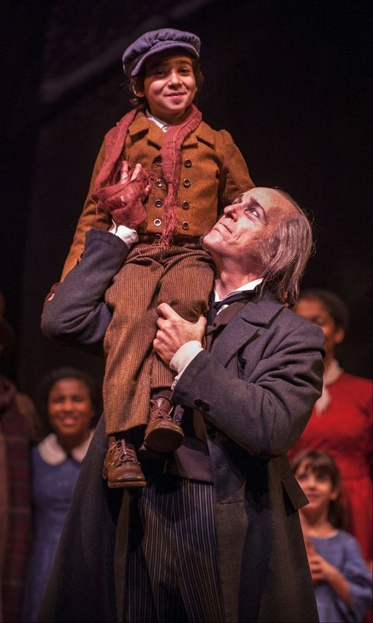 Classic Christmas Carol Anchors Eclectic Holiday Theater Offerings